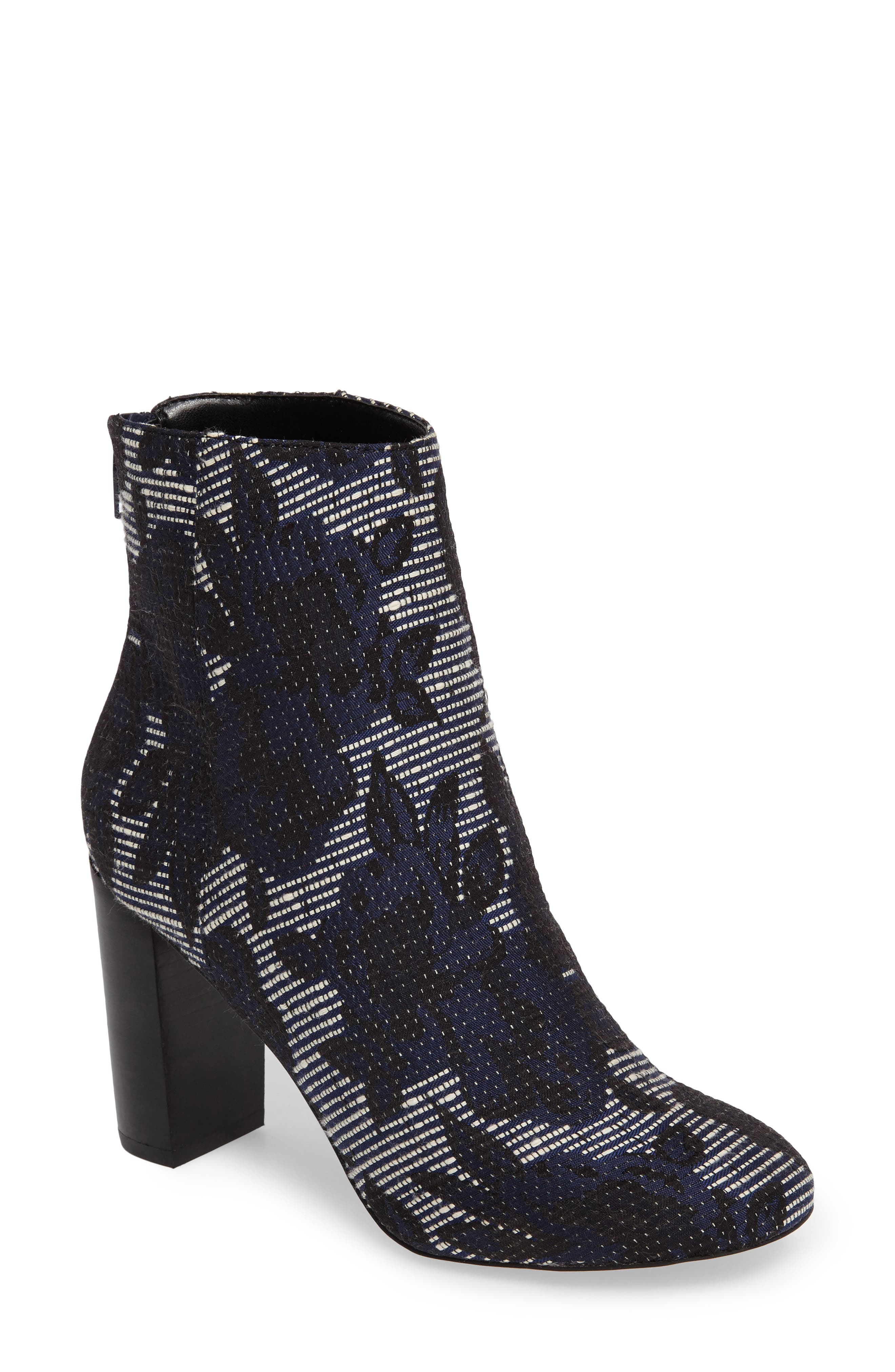 Sole Society Olympia Brocade Bootie (Women)