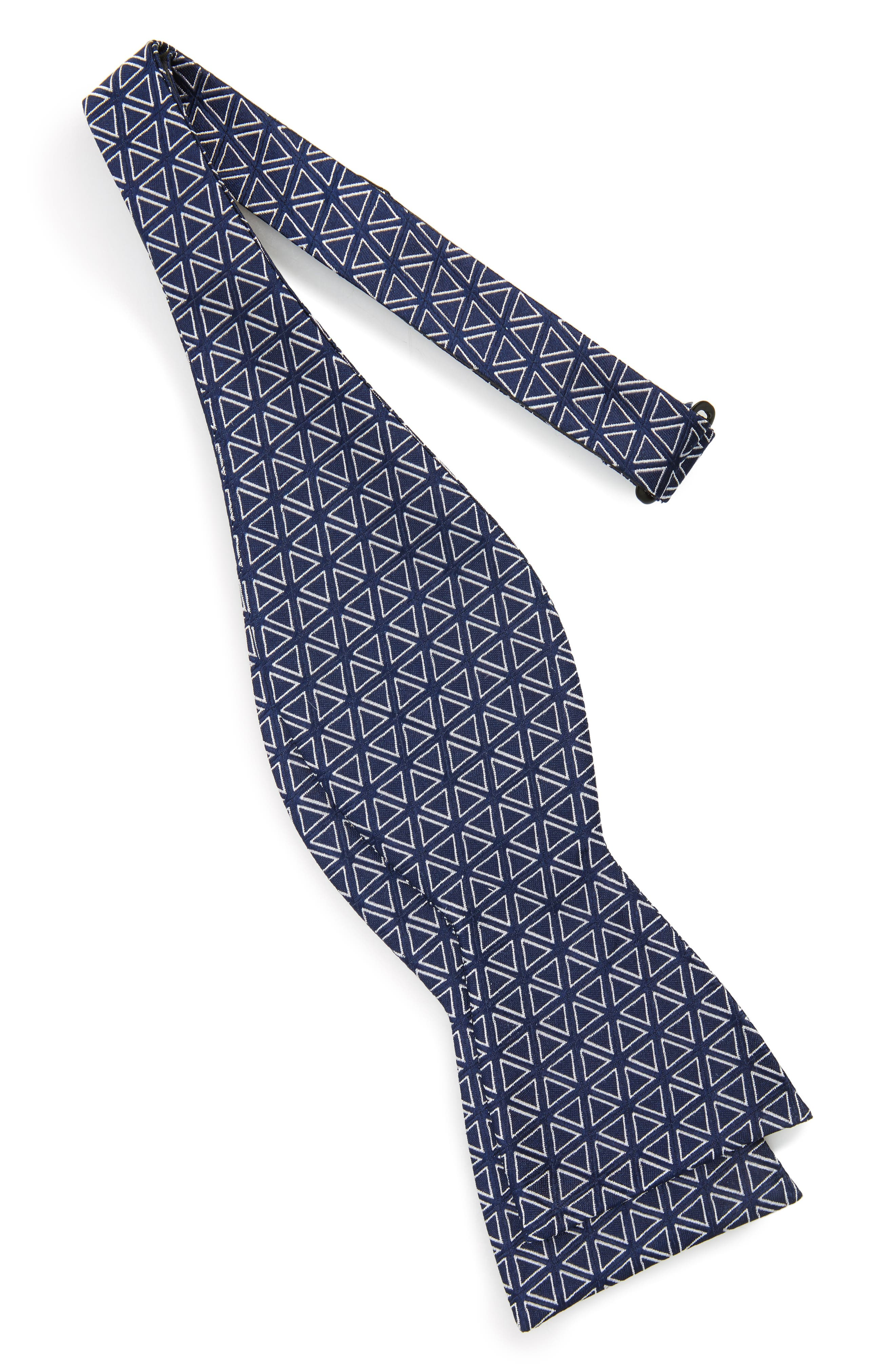Alternate Image 2  - The Tie Bar Triad Silk Bow Tie