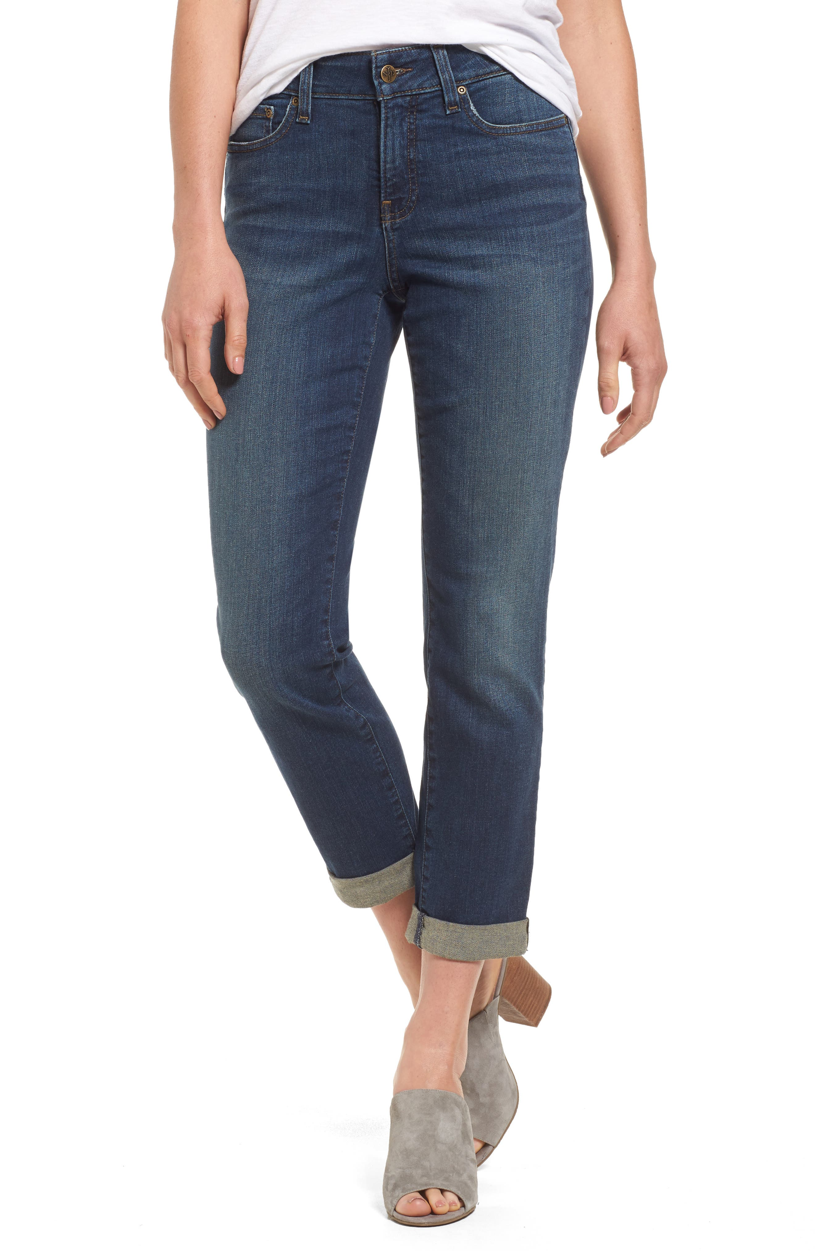 NYDJ Stretch Boyfriend Jeans
