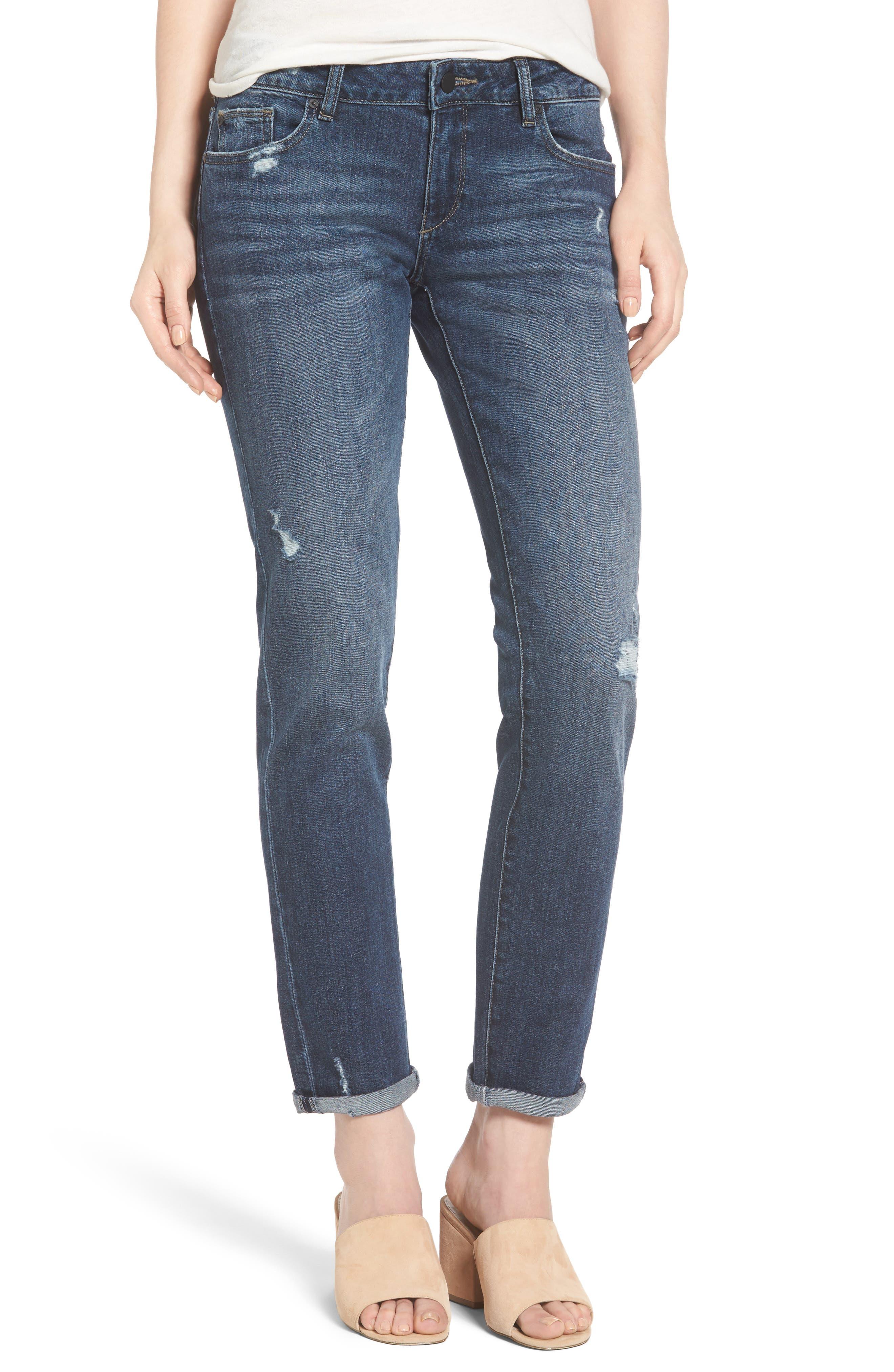 Riley Boyfriend Jeans,                         Main,                         color, Hayden
