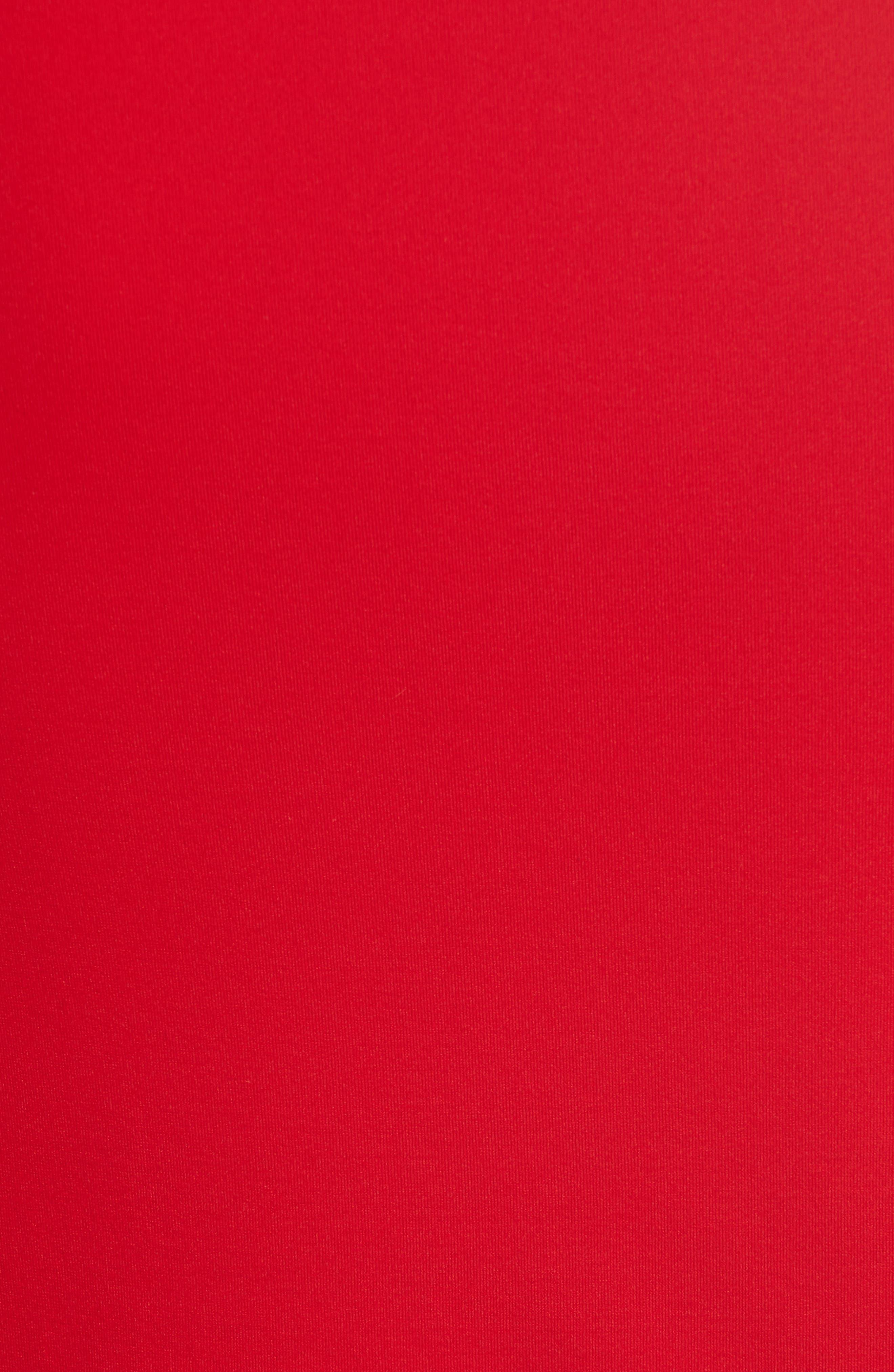 Alternate Image 6  - Helmut Lang Stretch Jersey Tee