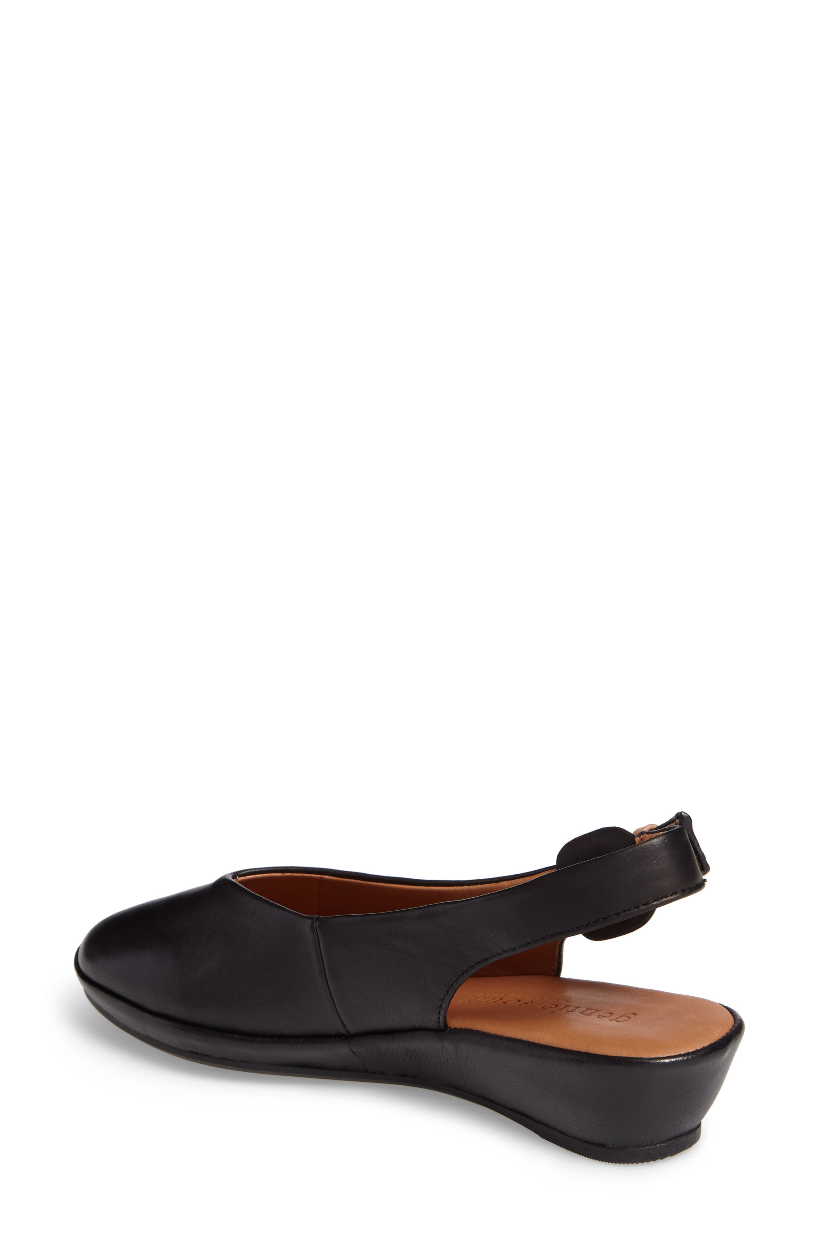 Alternate Image 2  - Gentle Souls Noemi Slingback Wedge (Women)