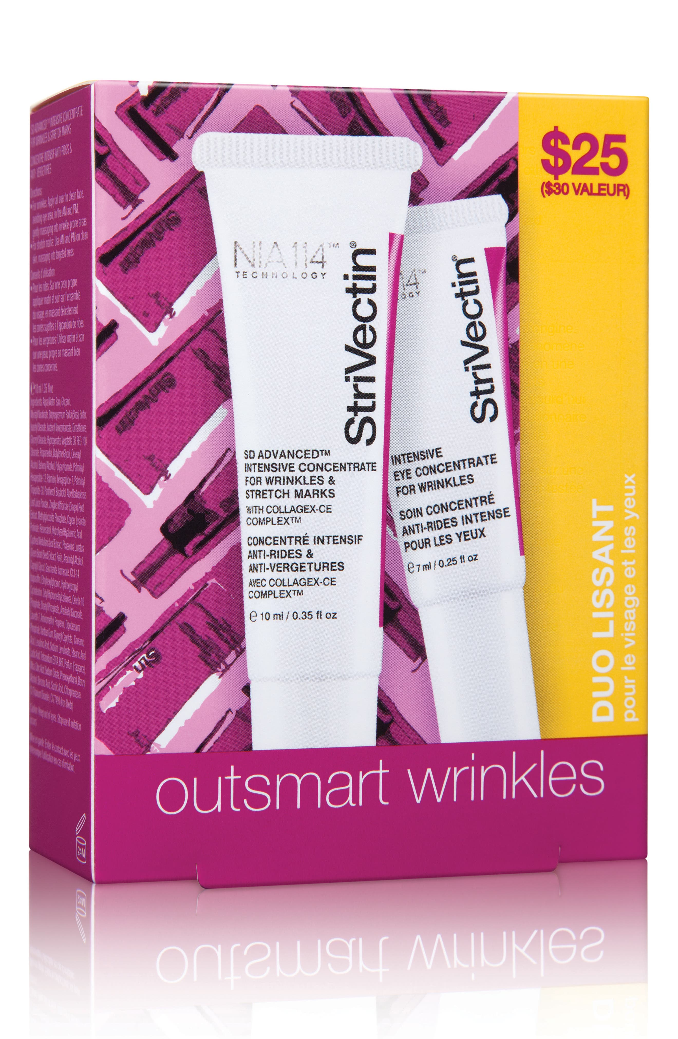 Alternate Image 1 Selected - StriVectin® Smoothing Duo for Face & Eyes ($30 Value)