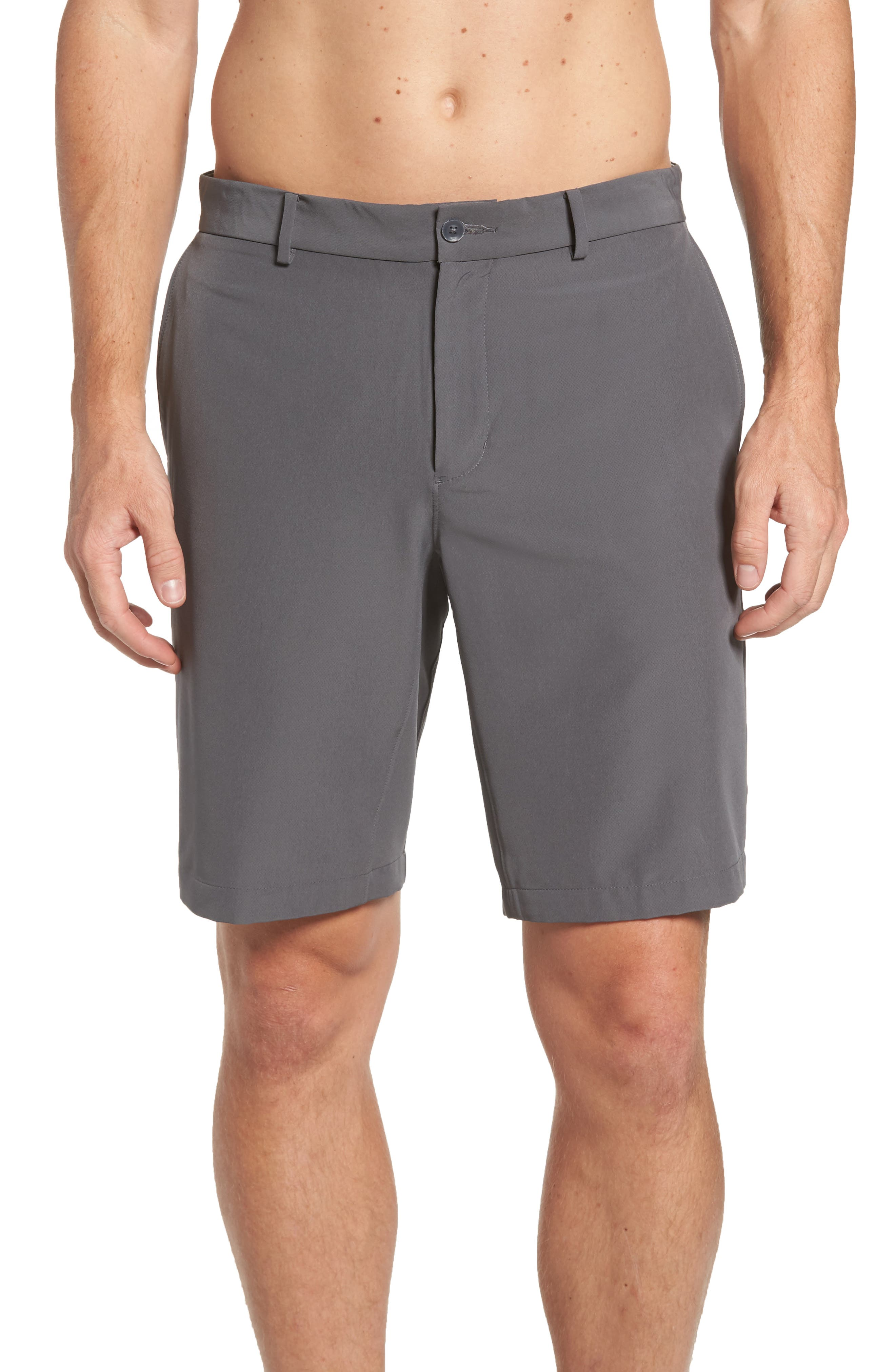 Alternate Image 2  - Nike Hybrid Flex Golf Shorts