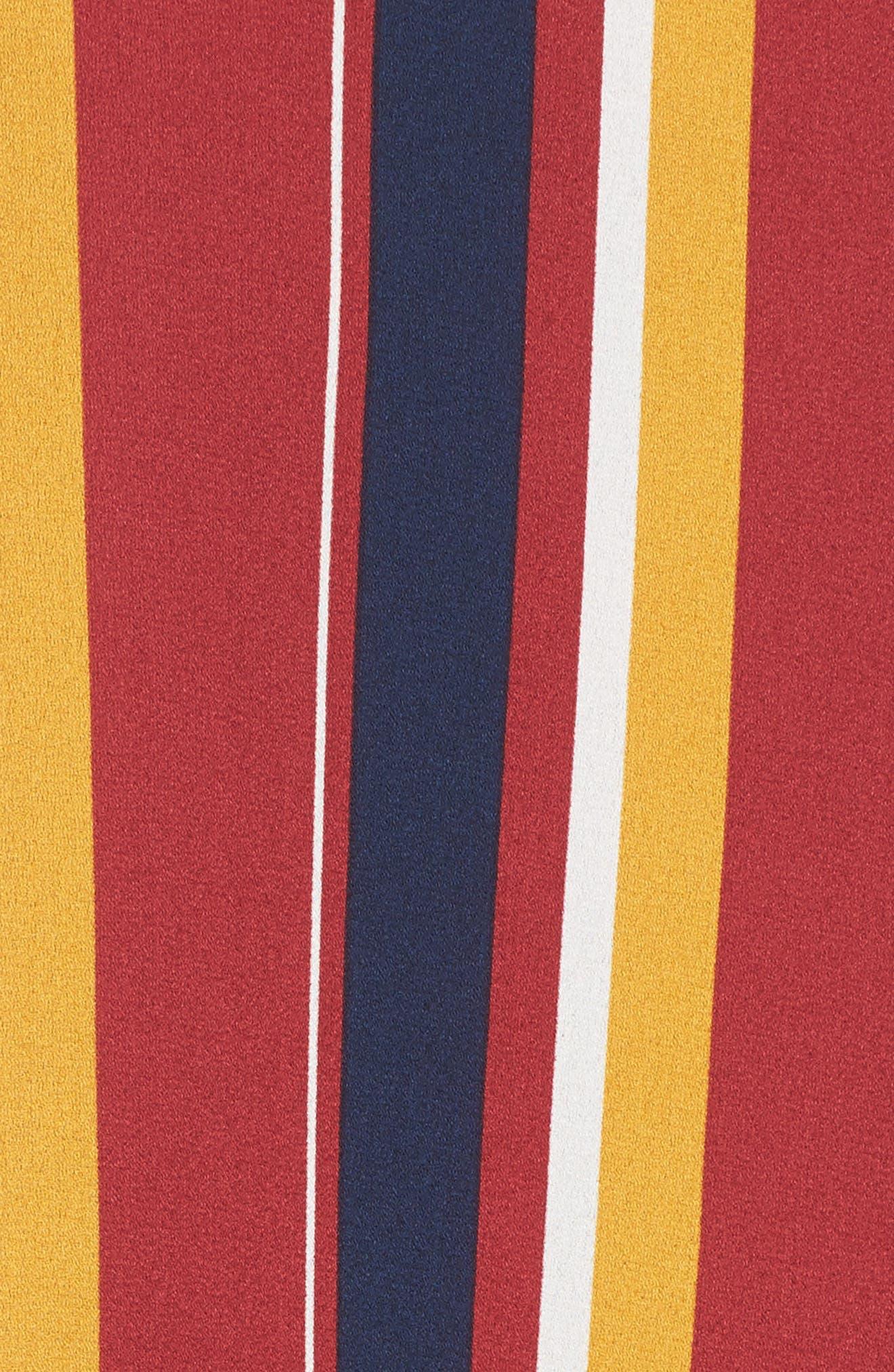Alternate Image 7  - Ali & Jay Dreamer Stripe Dress