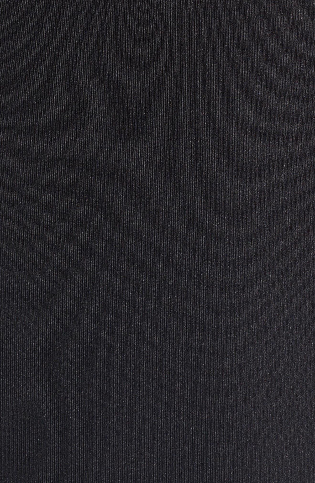 Alternate Image 5  - AFRM Poppy Thong Bodysuit with Choker