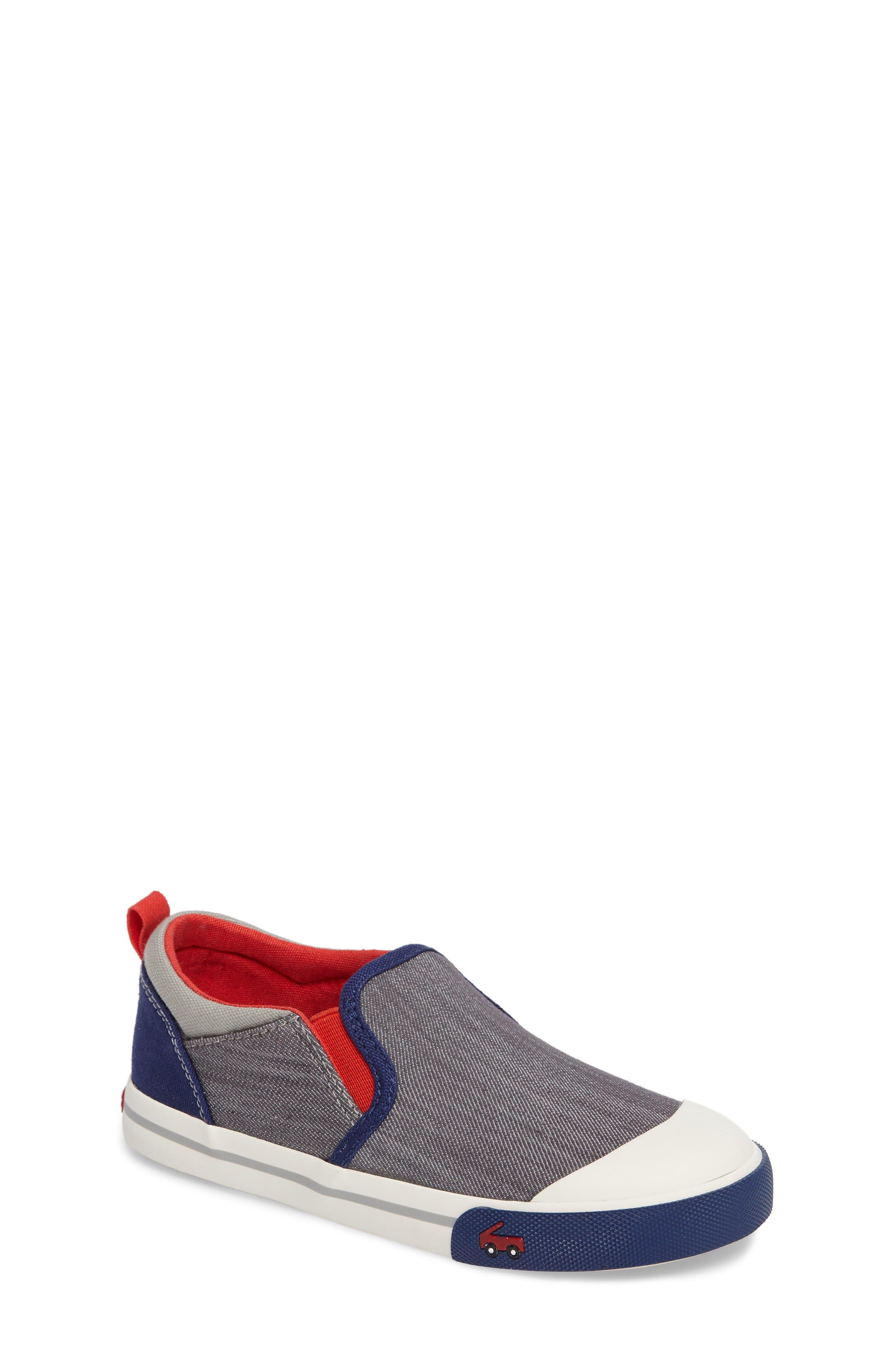 SEE KAI RUN Slater Colorblock Slip-On Sneaker