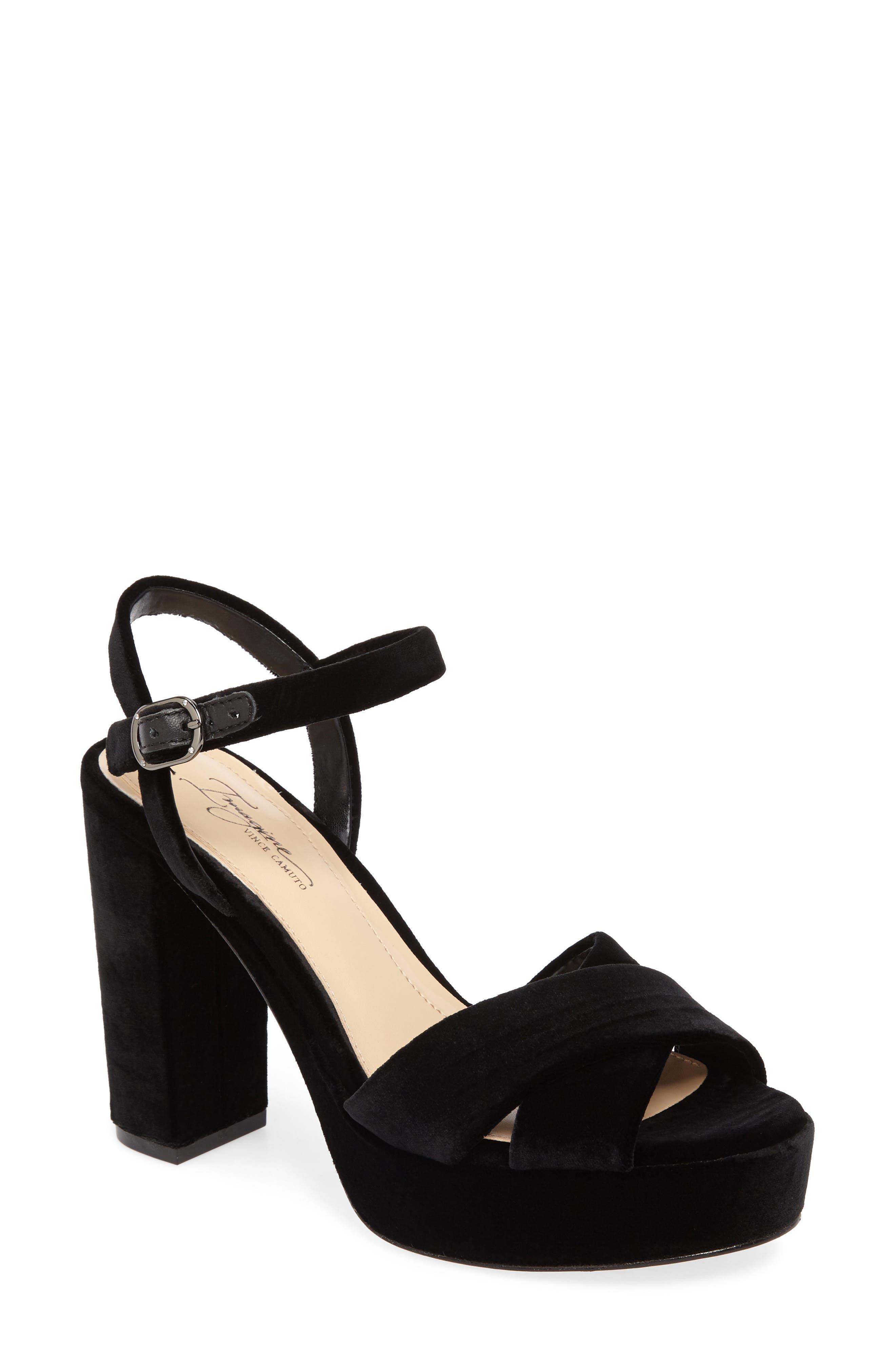 Imagine by Vince Camuto 'Valora' Platform Sandal (Women)