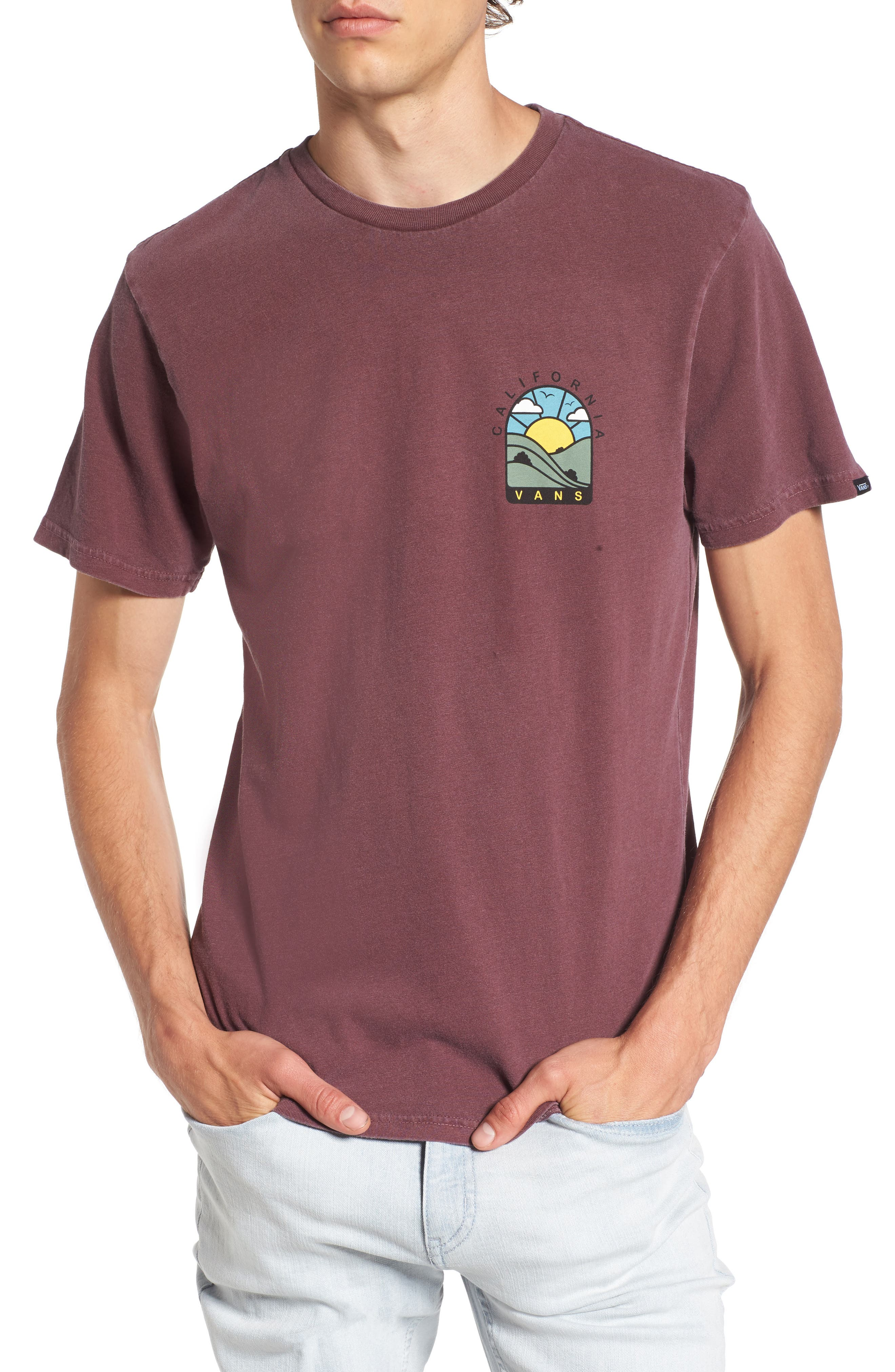 VANS Cali Hills Graphic T-Shirt