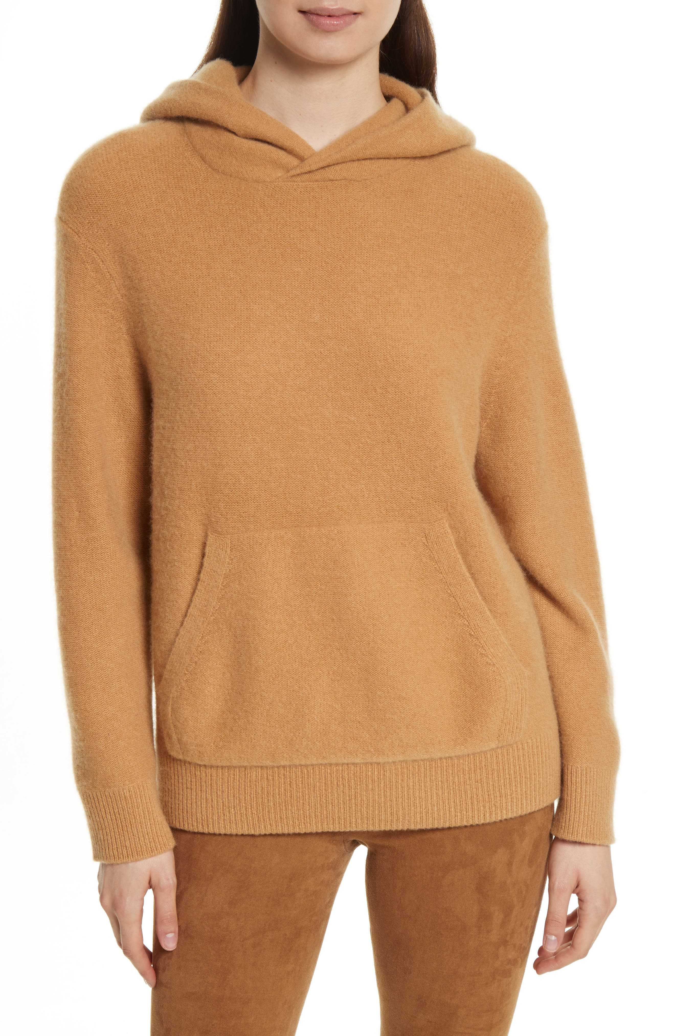 Main Image - Vince Cashmere Hoodie