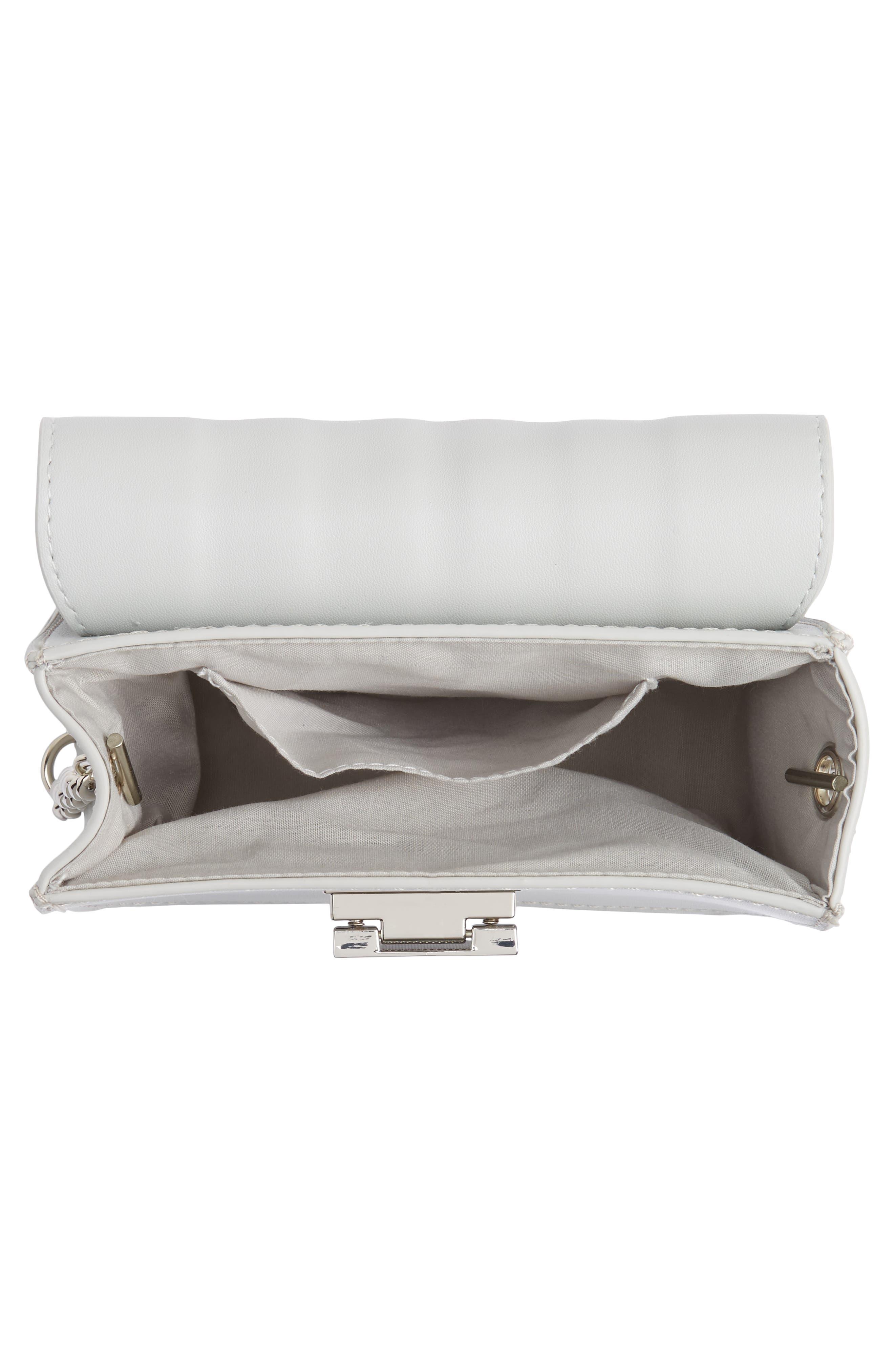 Alternate Image 4  - BP. Faux Leather Appliqué Mini Crossbody Bag