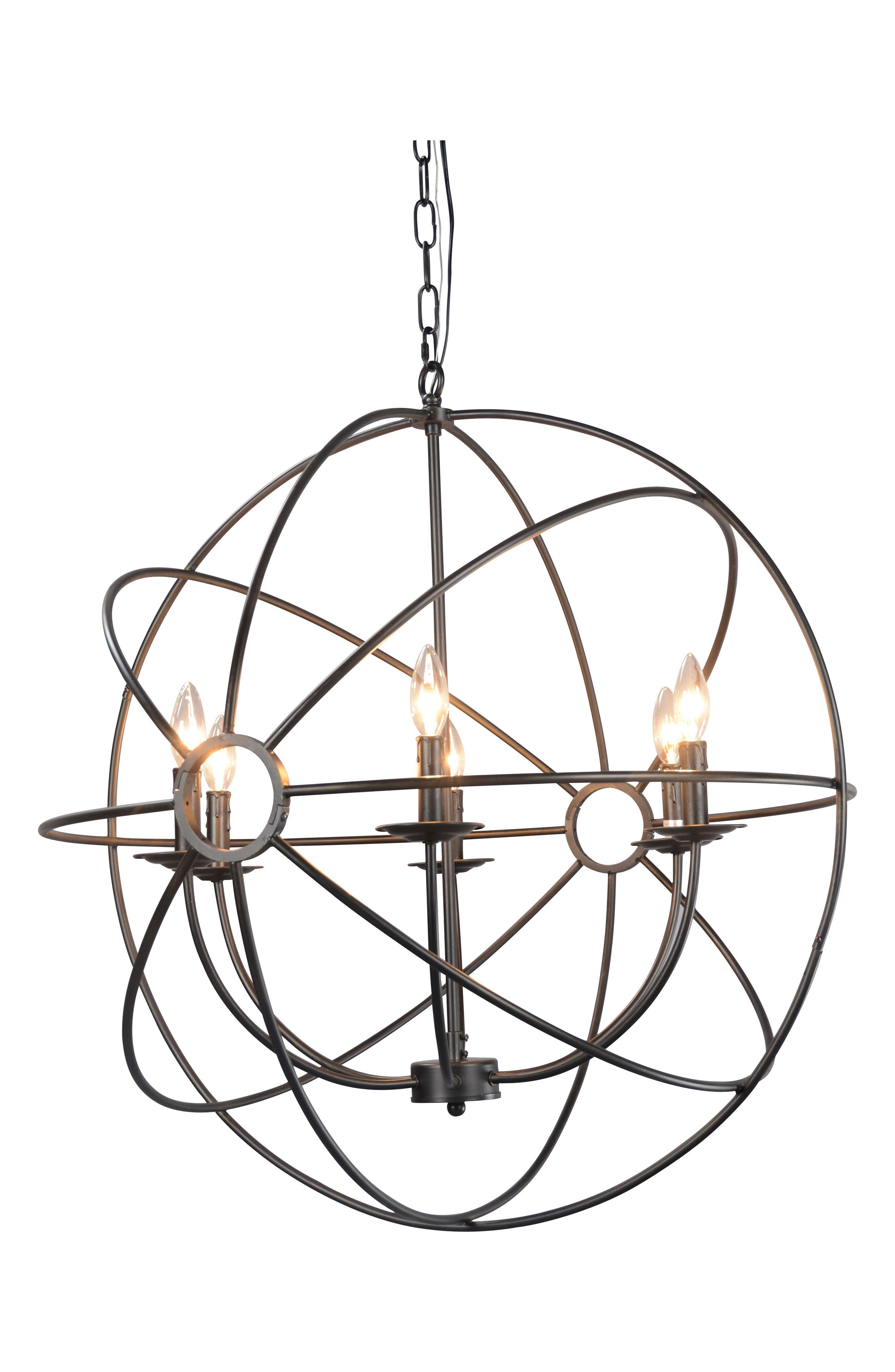 Classic Home Small Derince Chandelier