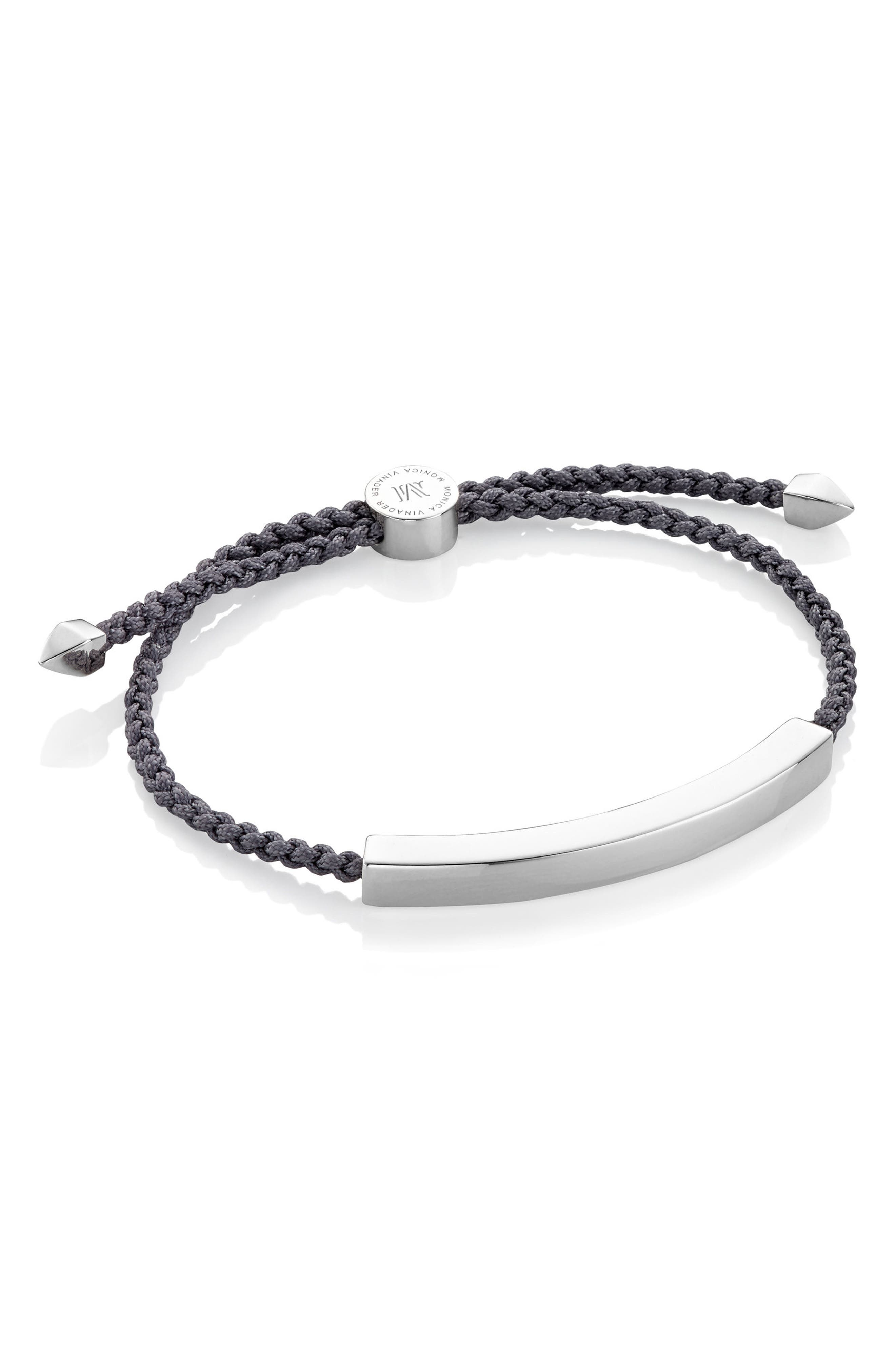 Monica Vinader Men's Friendship Bracelet