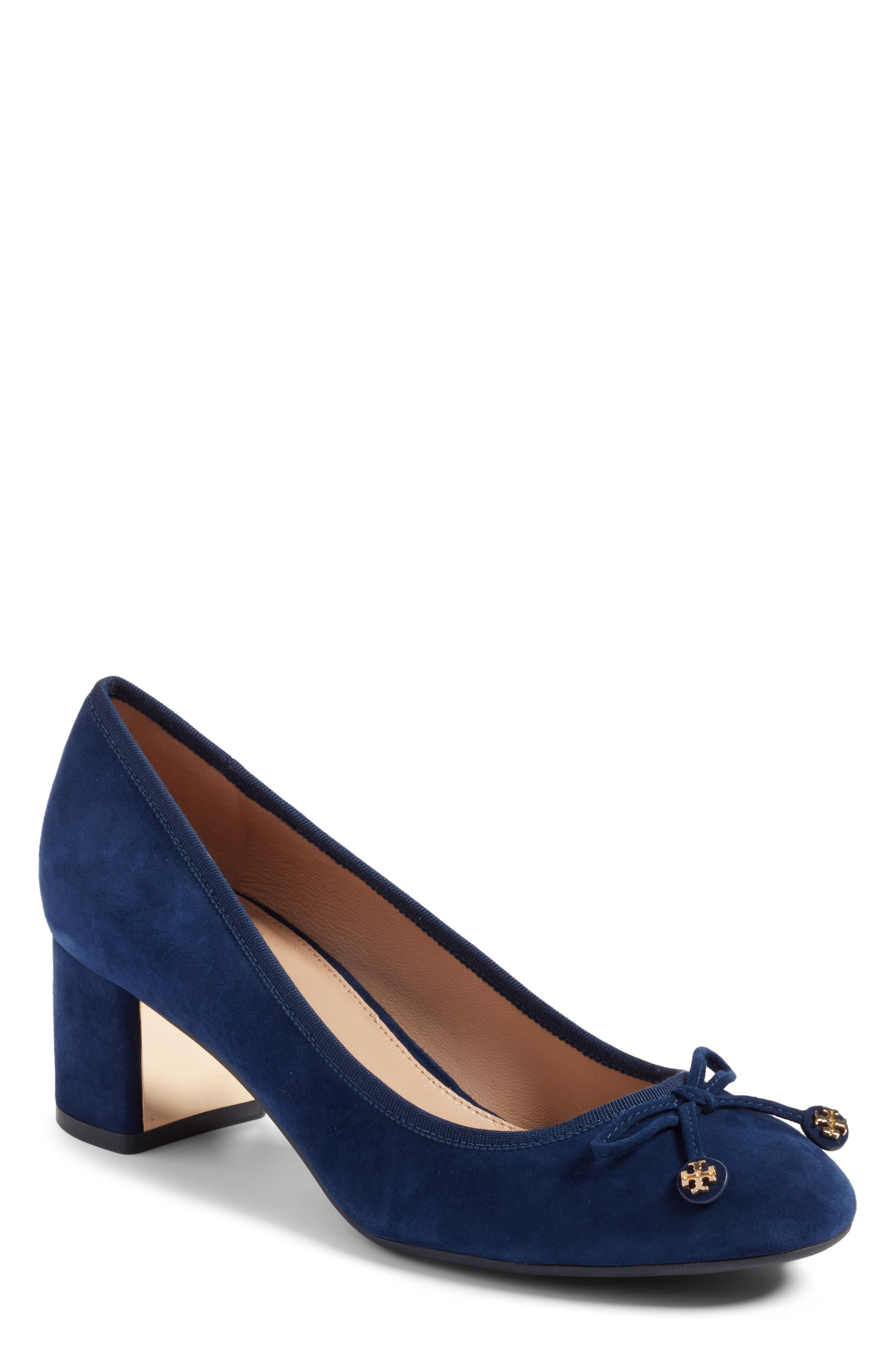 Tory Burch Laila Ballet Slipper Pump (Women)