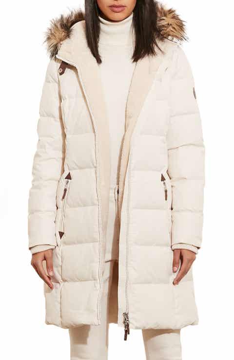 Women's Beige Anorak & Parka Coats & Jackets | Nordstrom