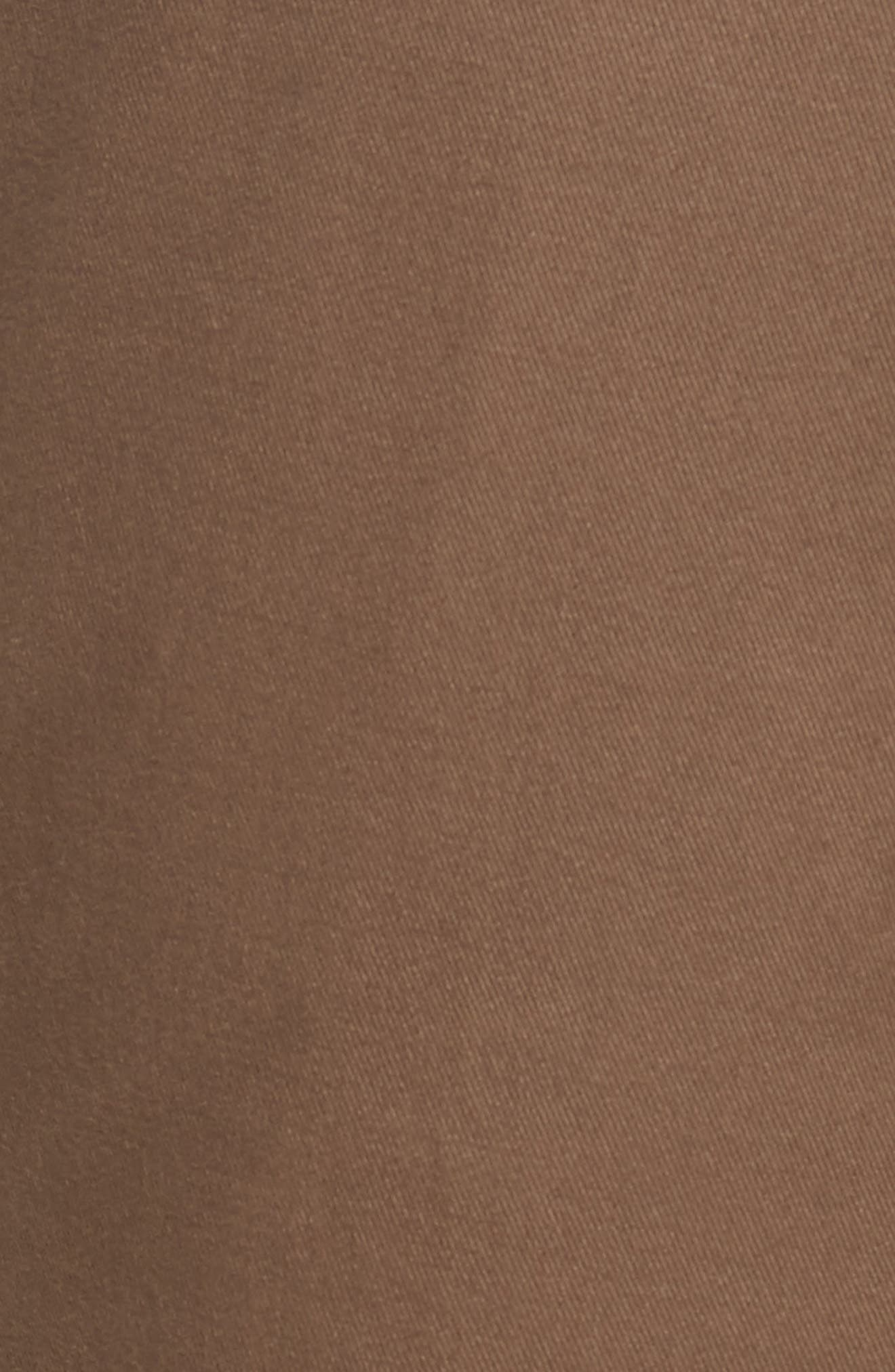 Twill Pants,                             Alternate thumbnail 2, color,                             Espresso
