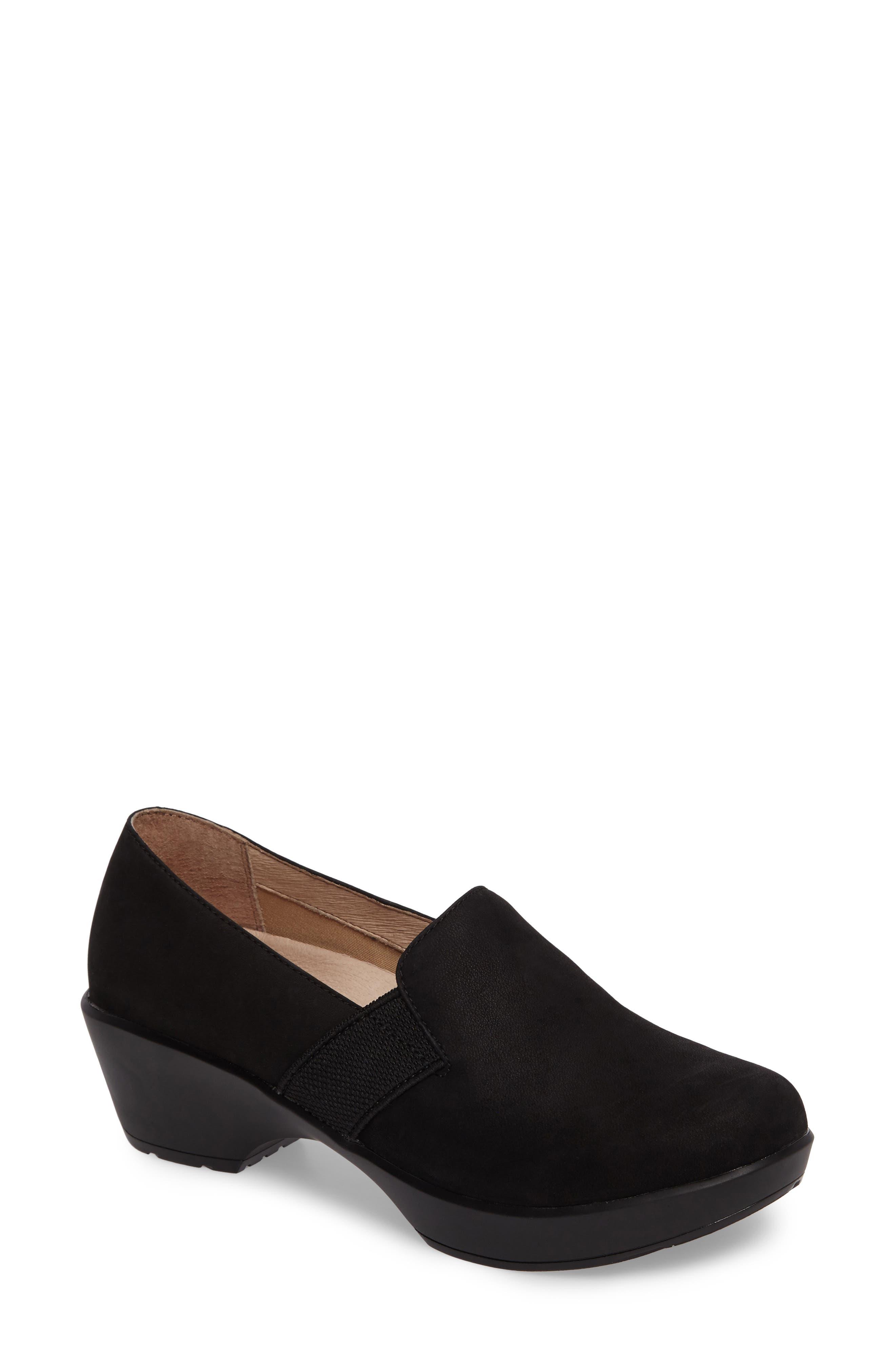 Alternate Image 1 Selected - Dansko 'Jessica' Platform Loafer (Women)