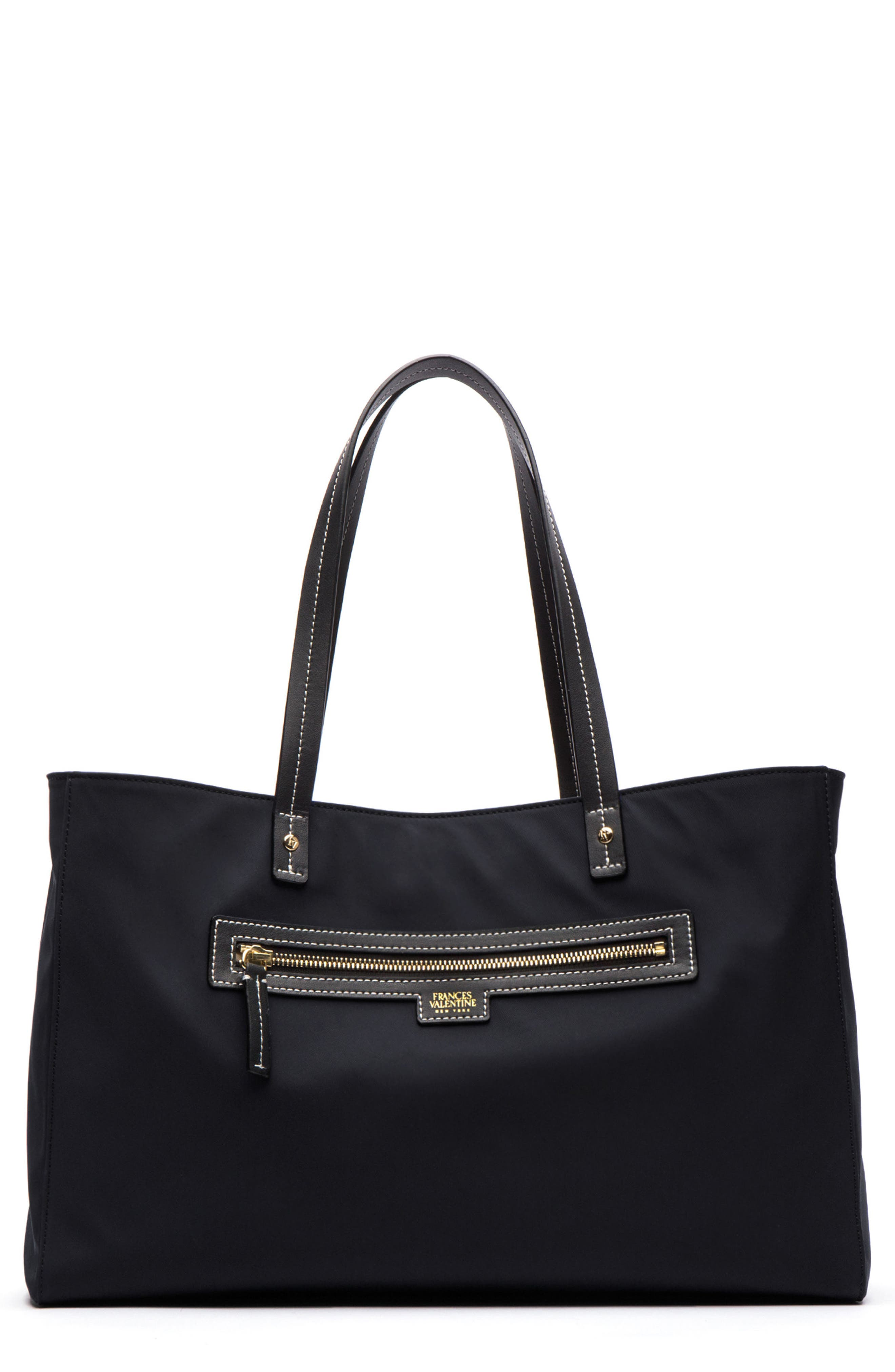 Large Tote,                         Main,                         color, Black