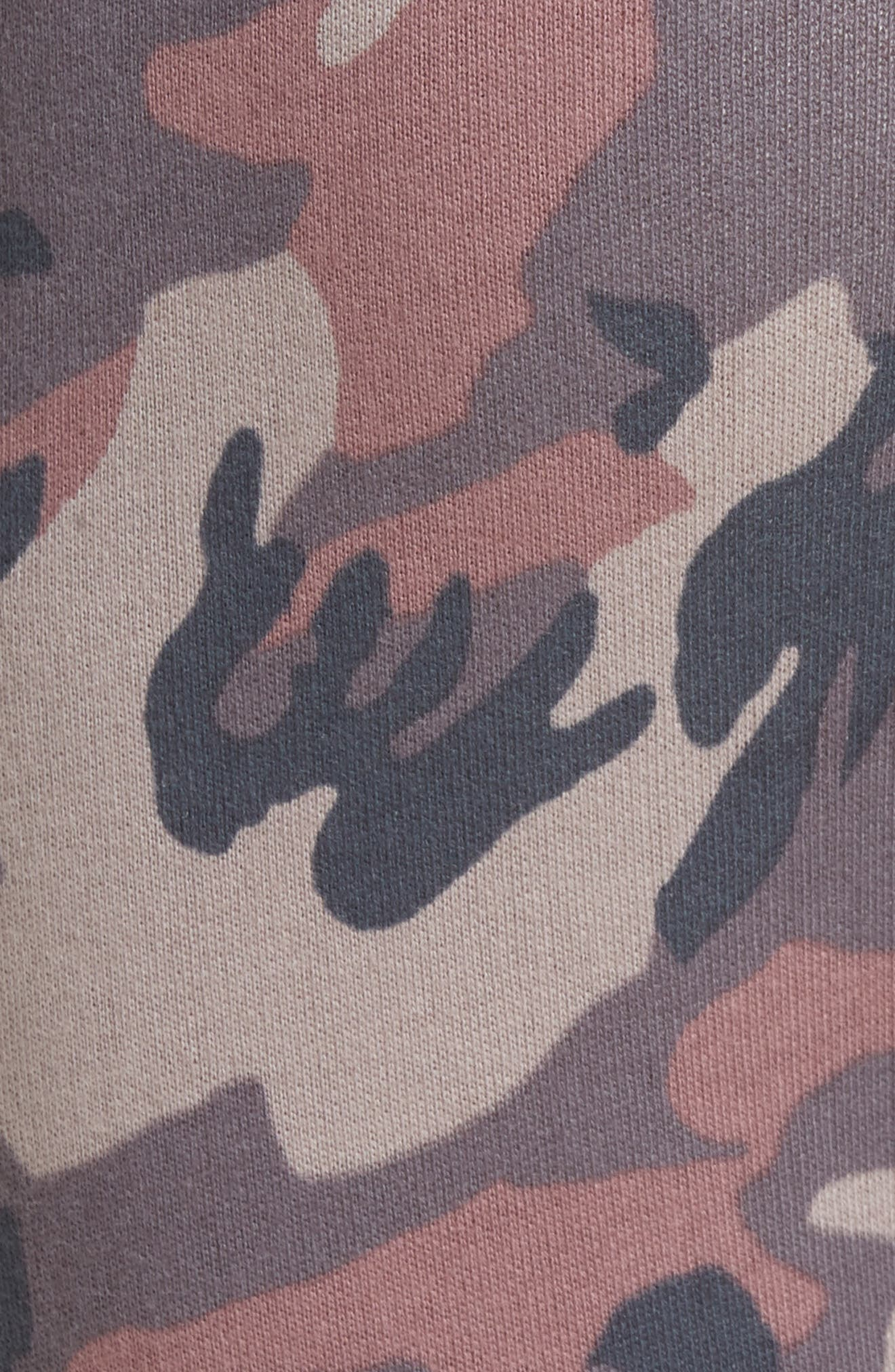 Alternate Image 5  - Free People Camo Jogger Pants