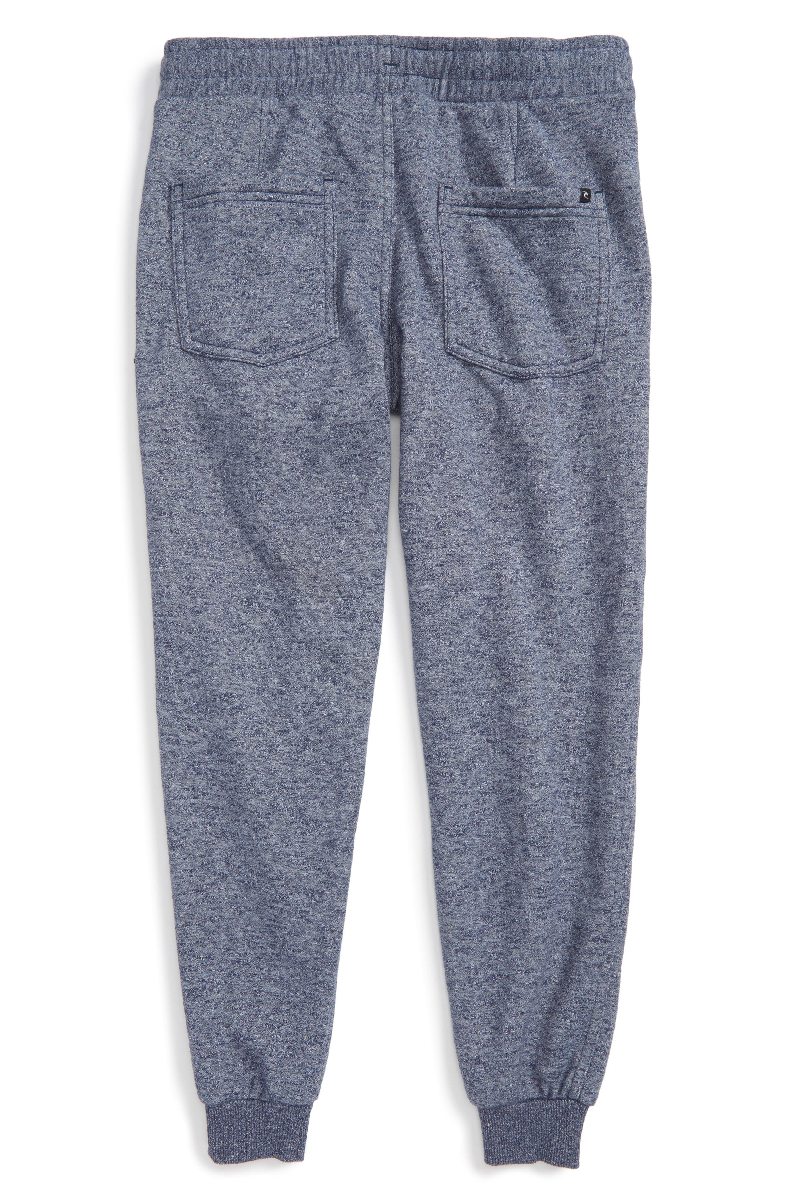 Alternate Image 2  - Rip Curl Destination Fleece Sweatpants (Big Boys)
