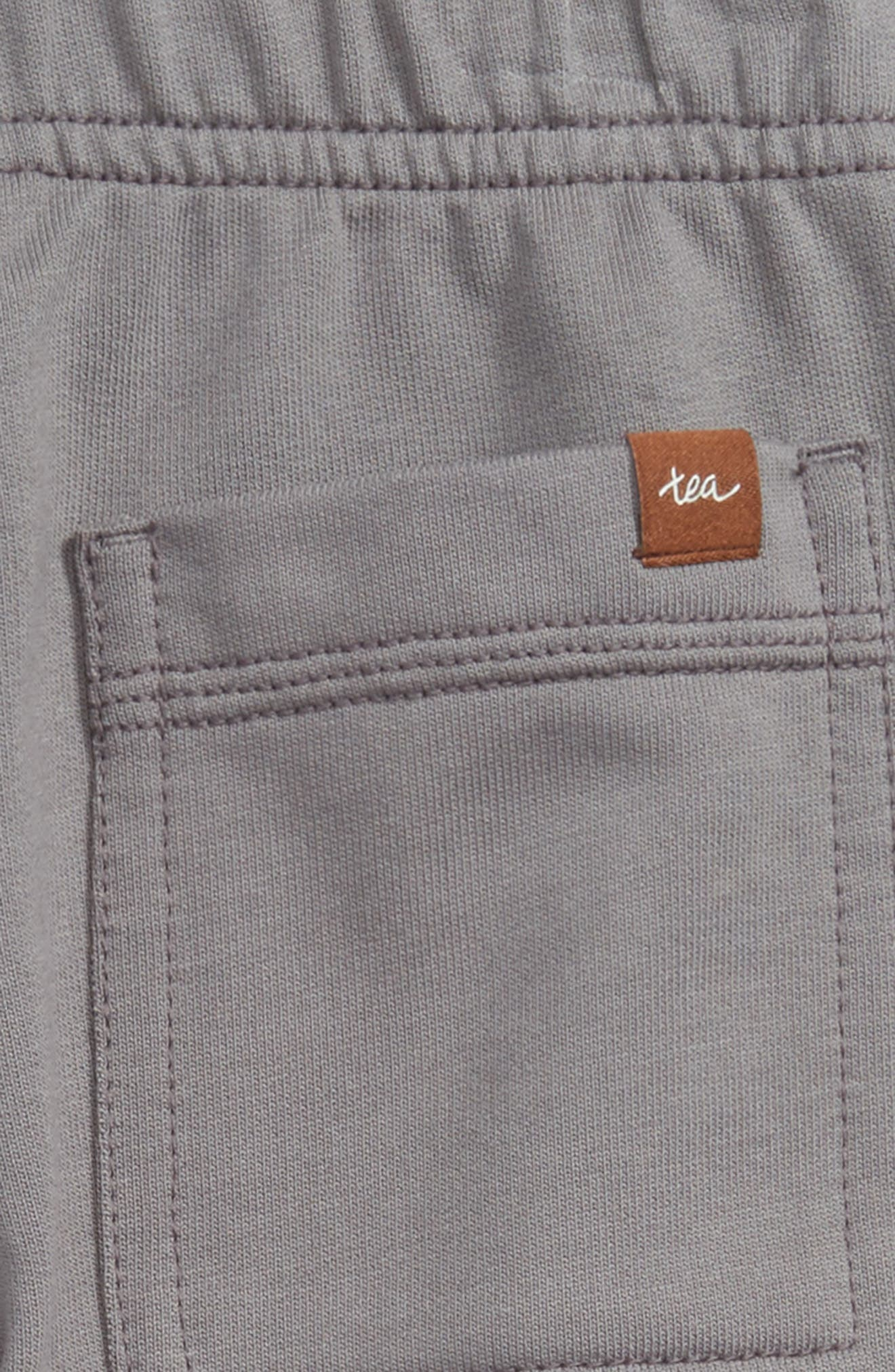 Knit Playwear Pants,                             Alternate thumbnail 3, color,                             Thunder