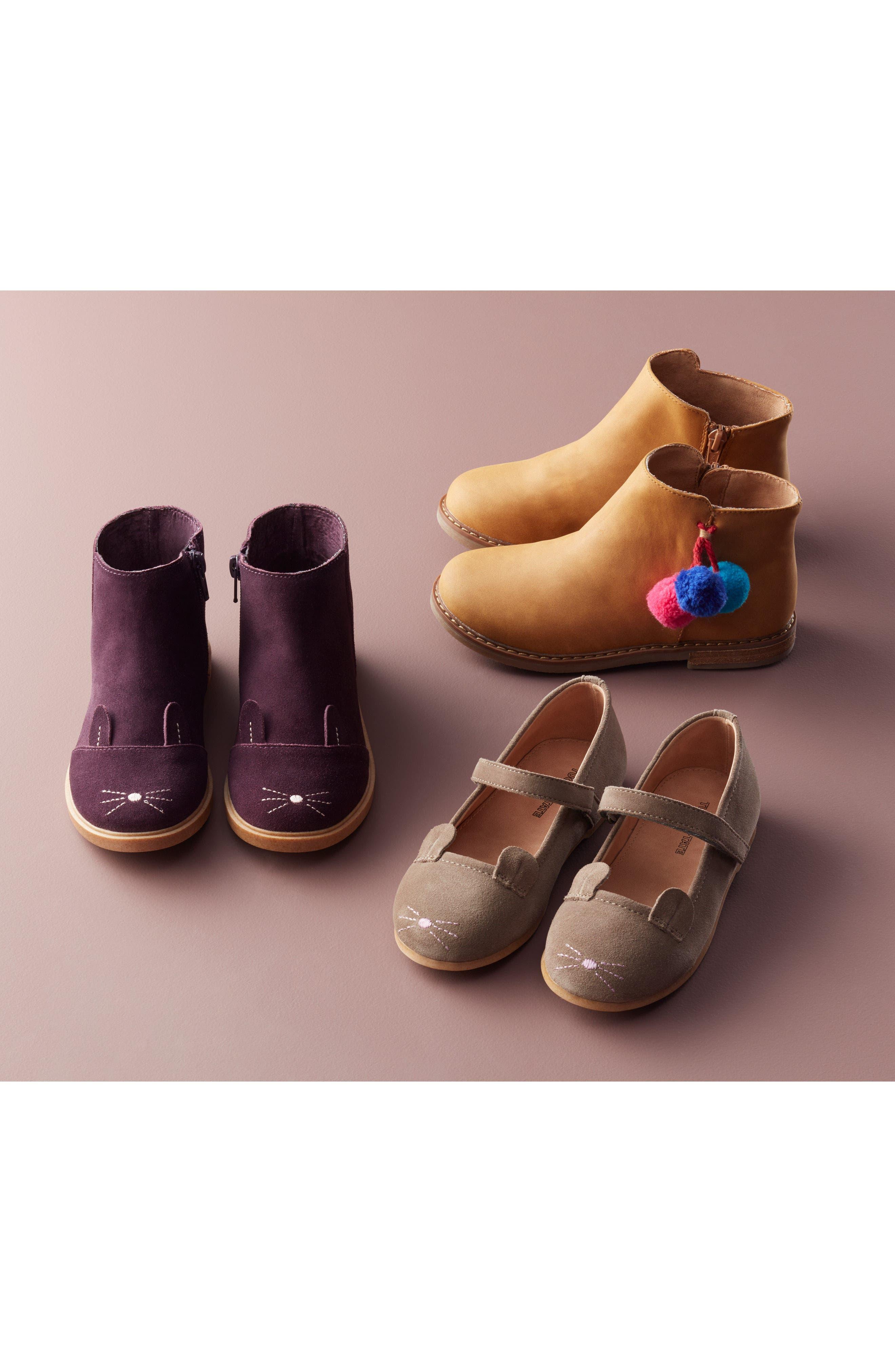Alternate Image 7  - Tucker + Tate Pom Boot (Walker & Toddler)