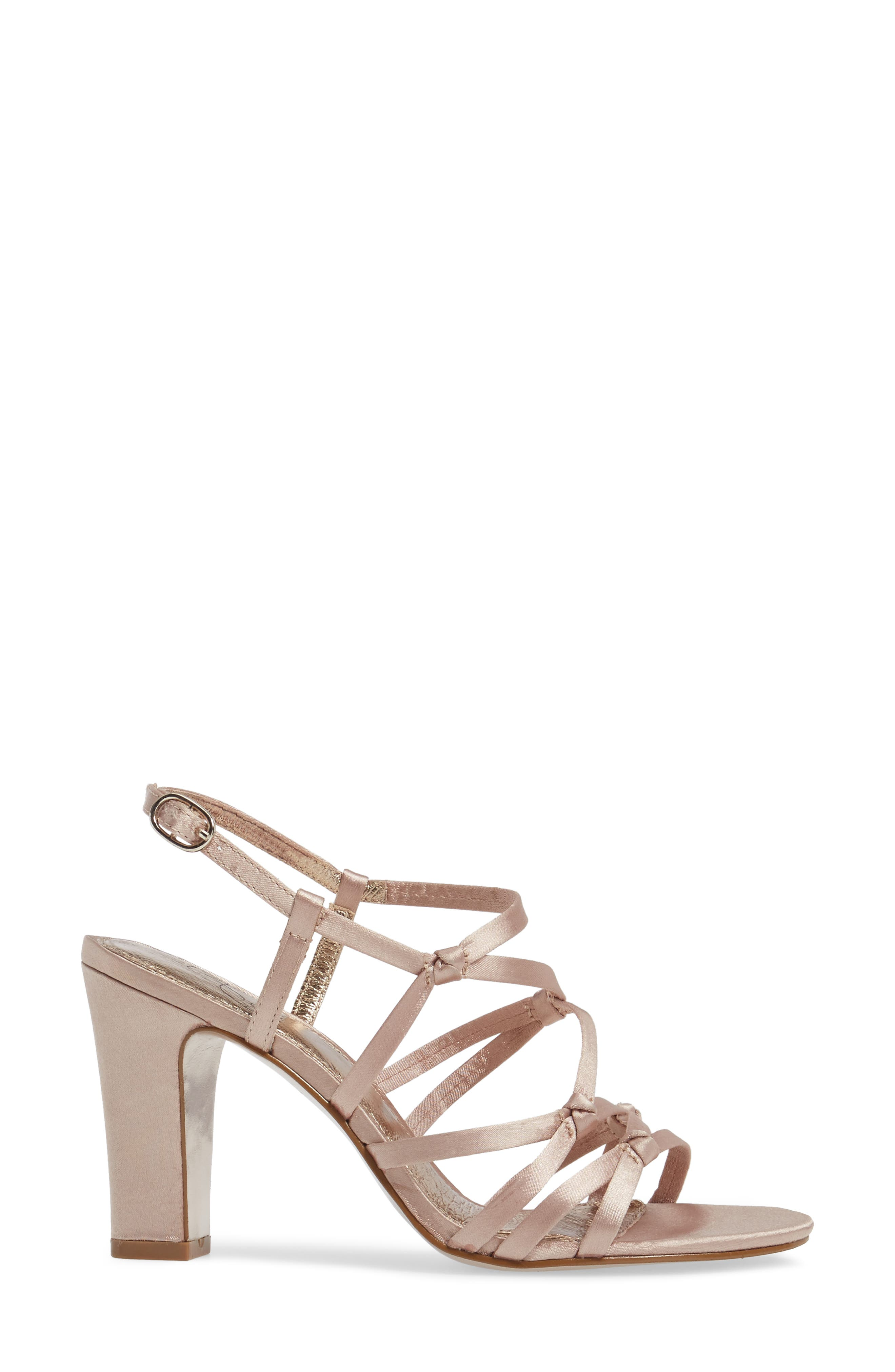 Alternate Image 3  - Adrianna Papell Adelson Knotted Strappy Sandal (Women)