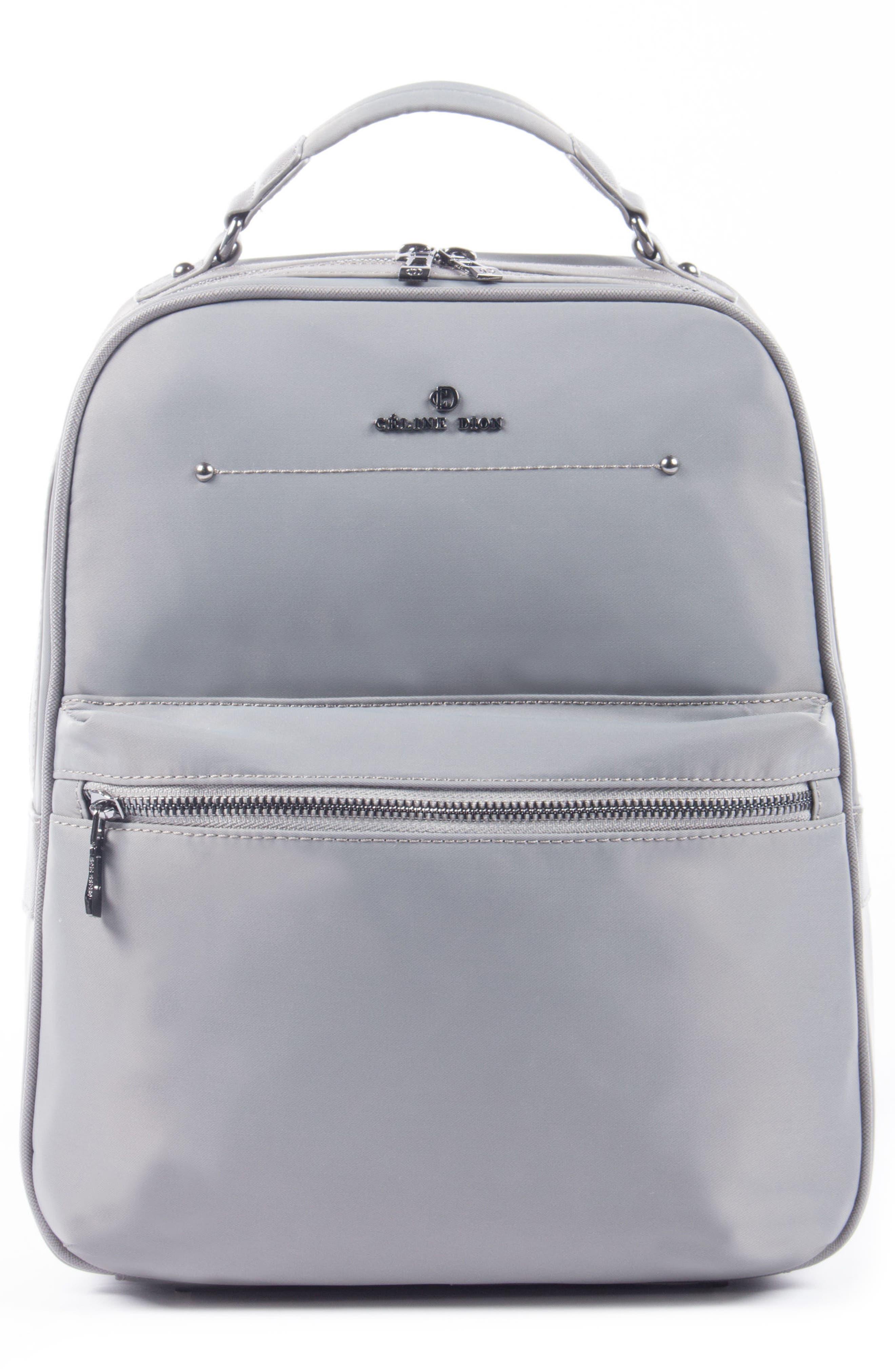 Céline Dion Presto Nylon Backpack