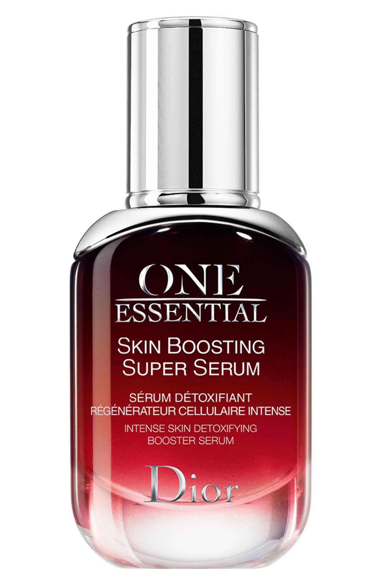 One Essential Skin Boosting Super Serum,                             Alternate thumbnail 3, color,                             No Color