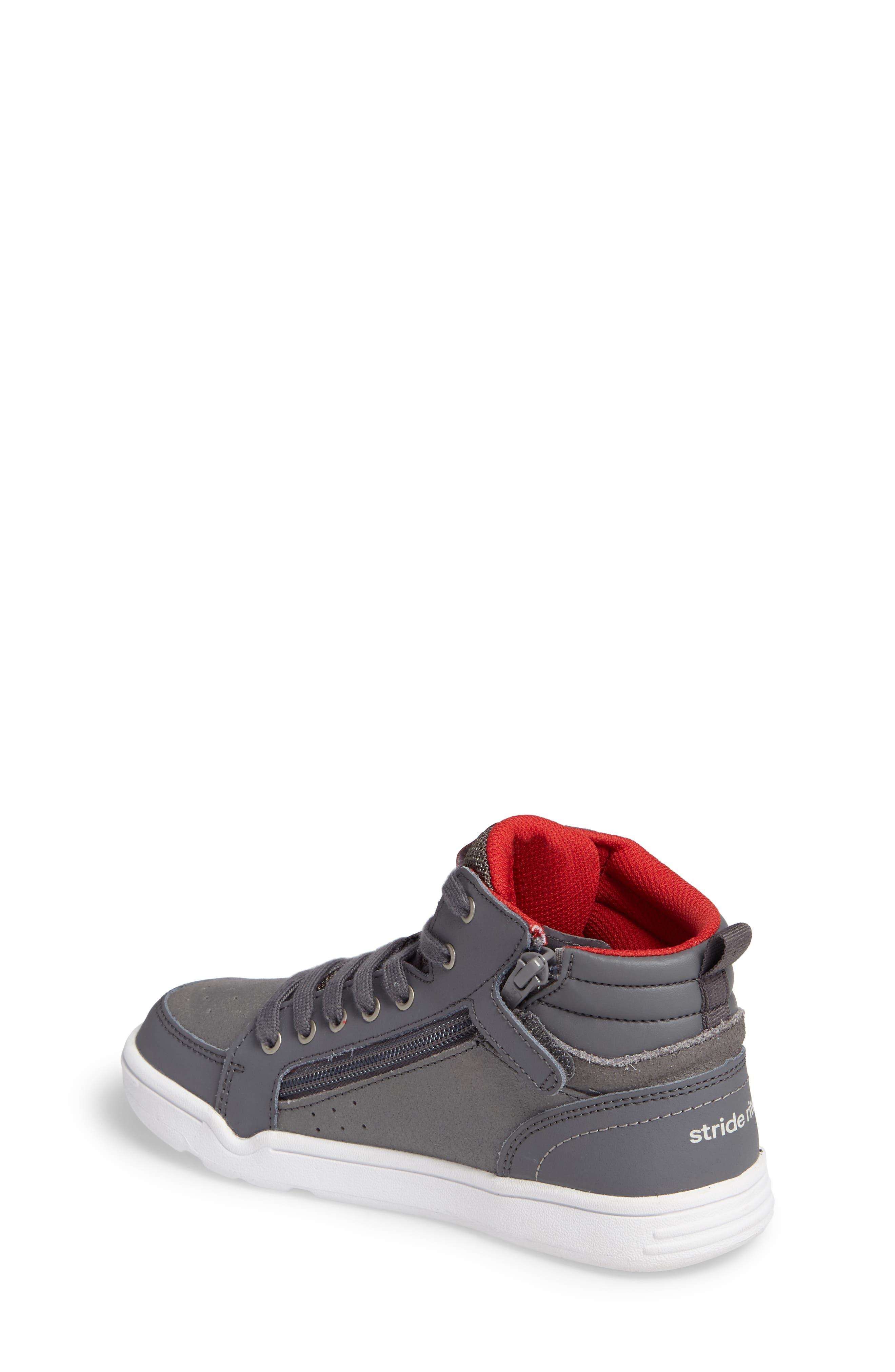Alternate Image 2  - Stride Rite Made 2 Play® Kaleb Sneaker (Toddler & Little Kid)