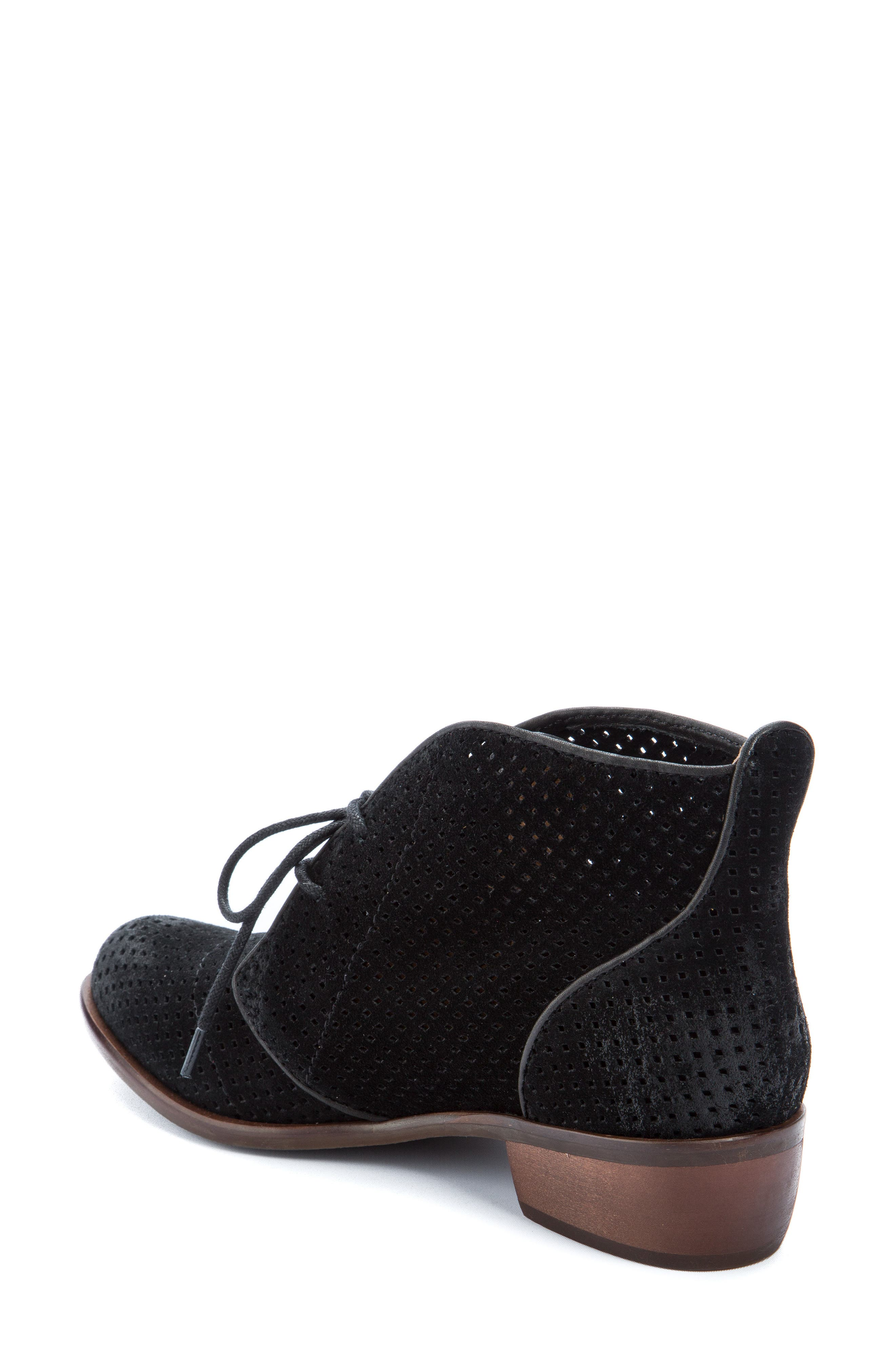 Alternate Image 2  - Latigo Isaac Lace-Up Bootie (Women)