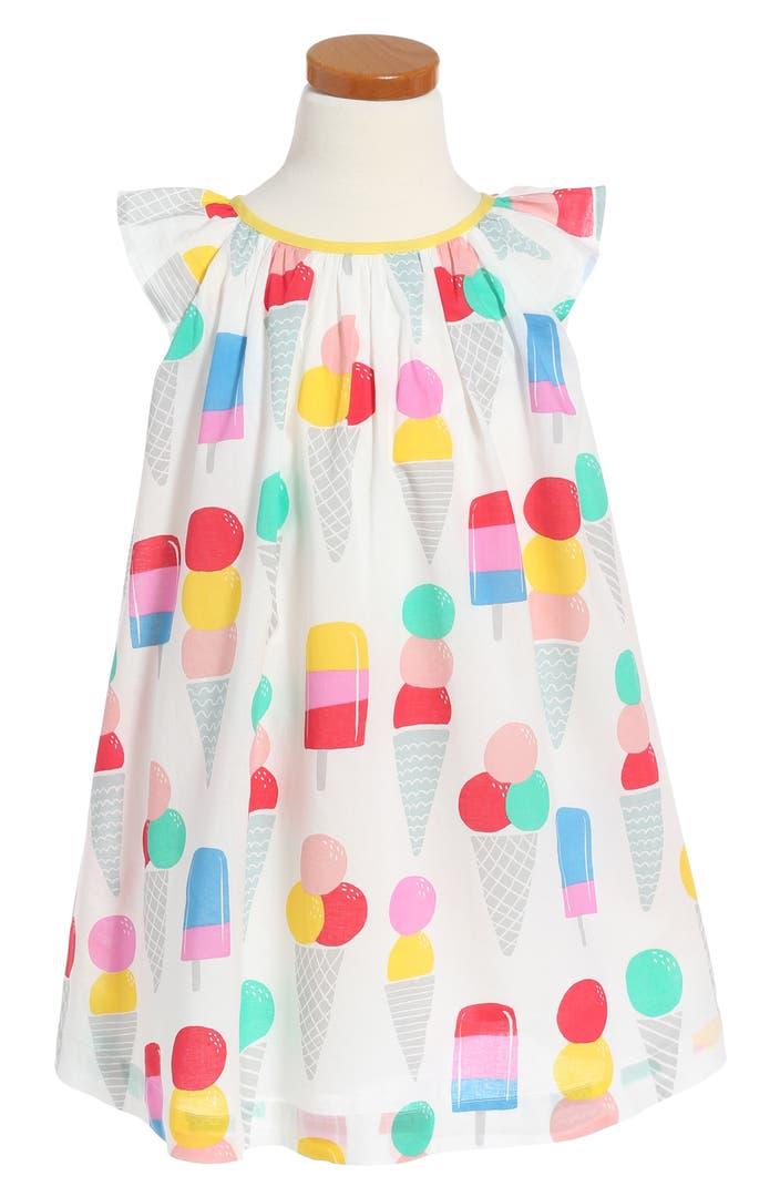 Mini boden print dress toddler girls little girls big for Shop mini boden