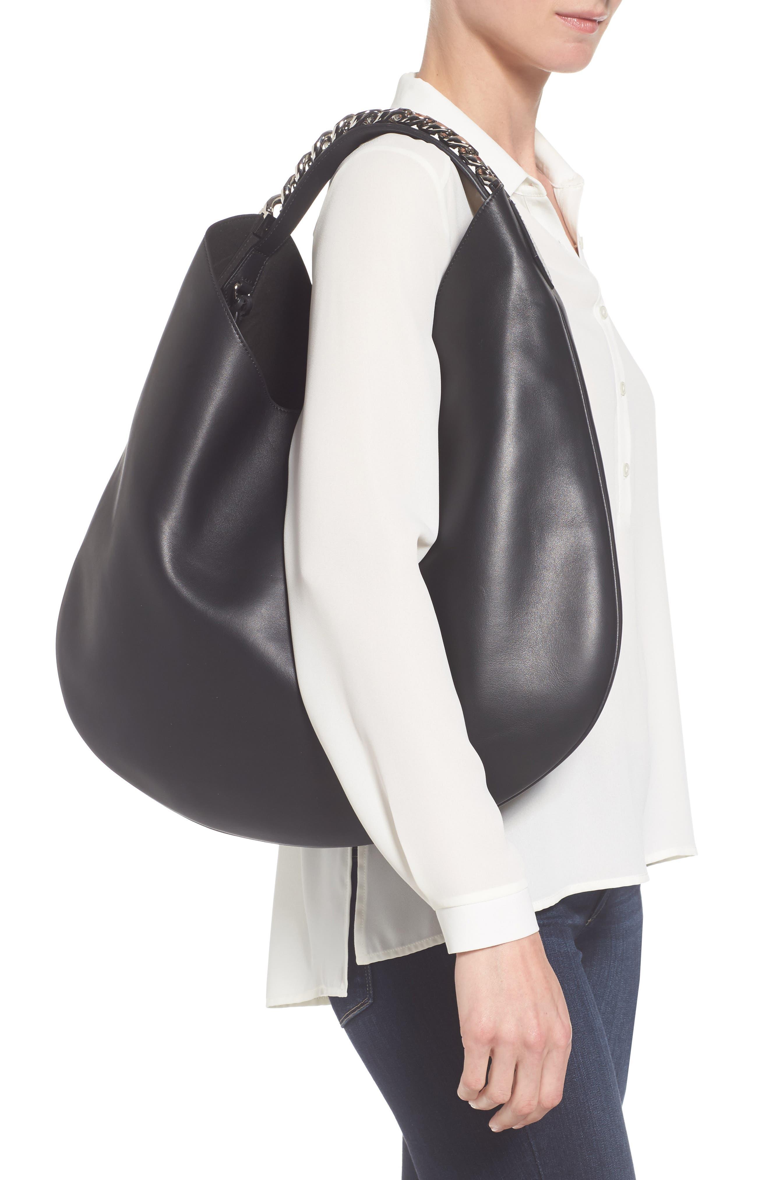 Alternate Image 2  - Givenchy Medium Infinity Calfskin Leather Hobo