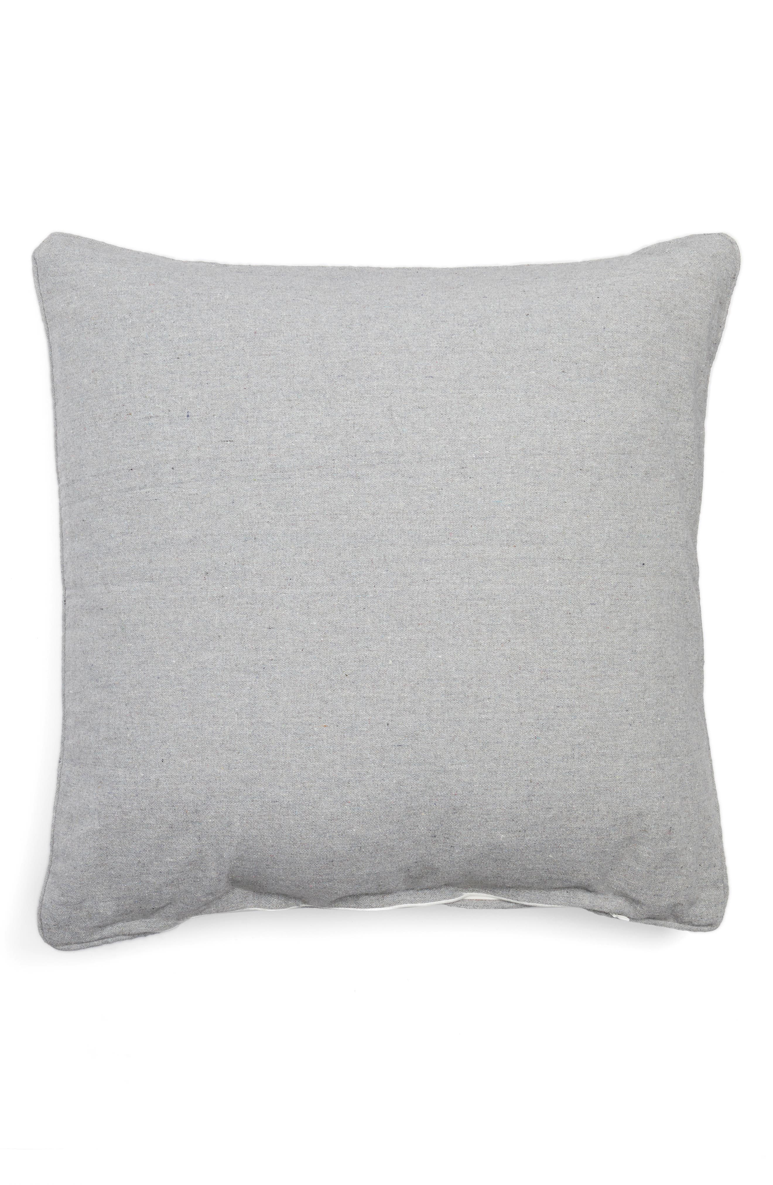 Alternate Image 2  - Levtex Nala Towel Stitch Accent Pillow