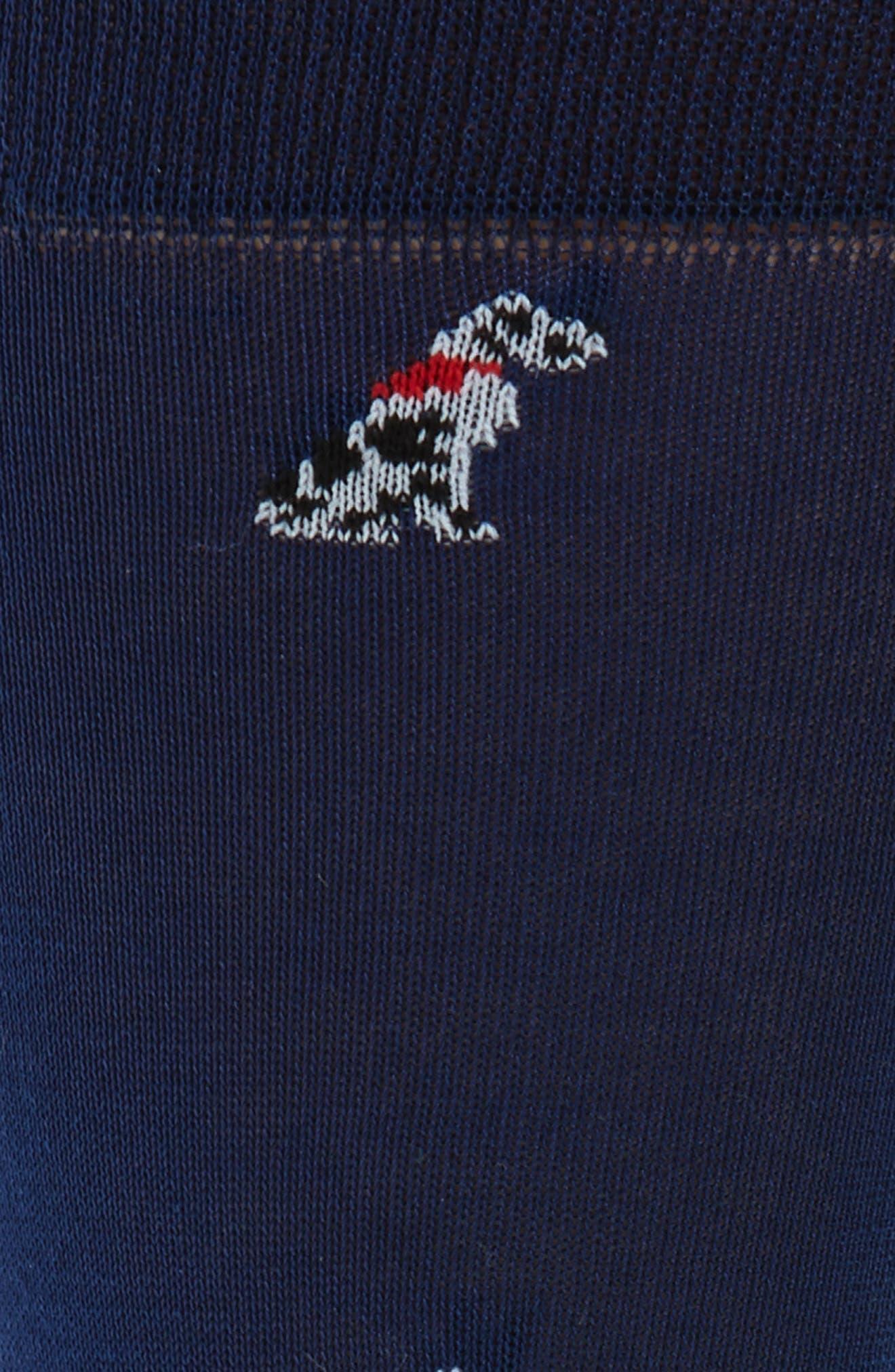 Alternate Image 2  - Paul Smith Dog Socks