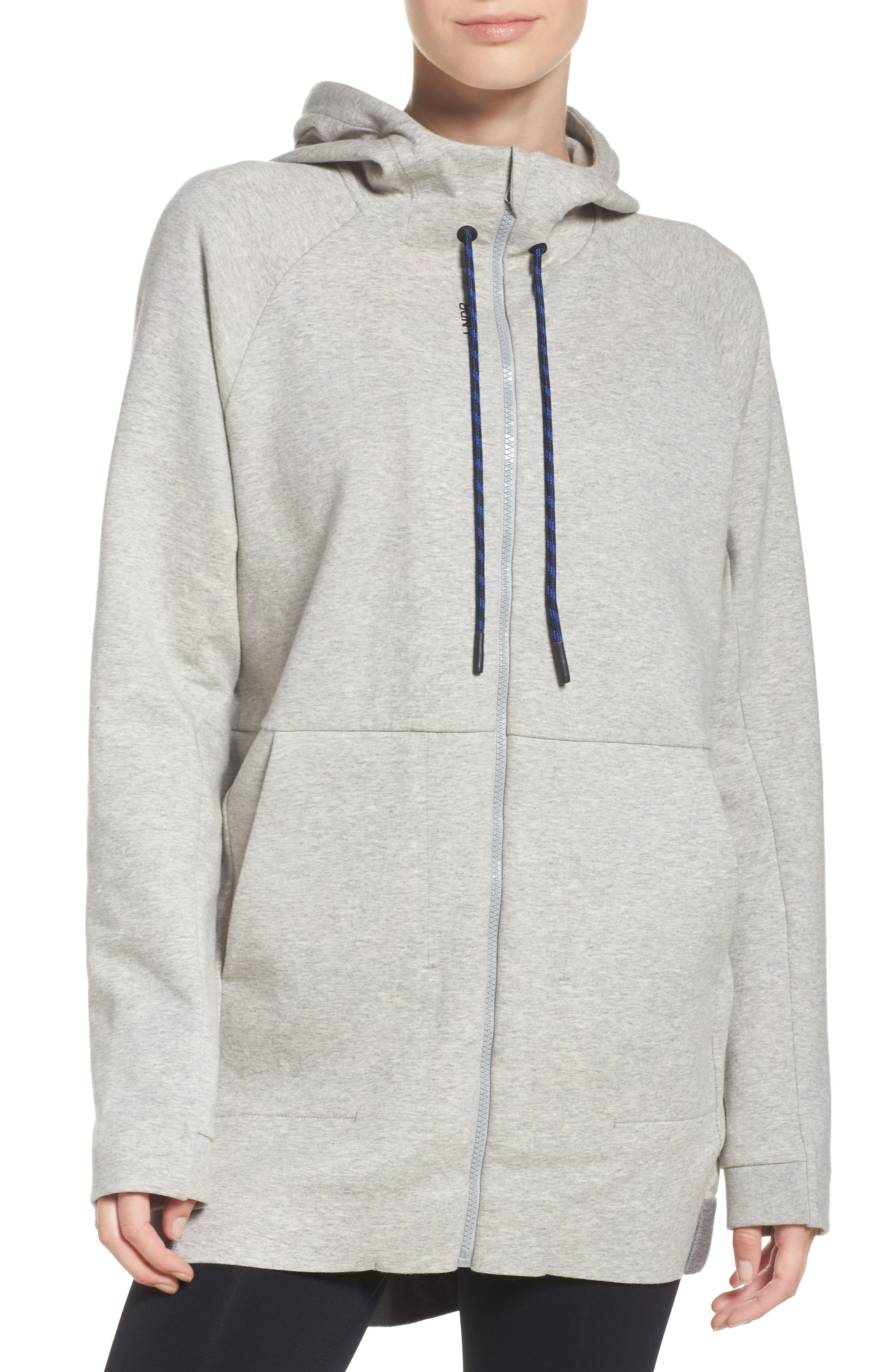 Switch Oversize Hoodie,                         Main,                         color, Grey