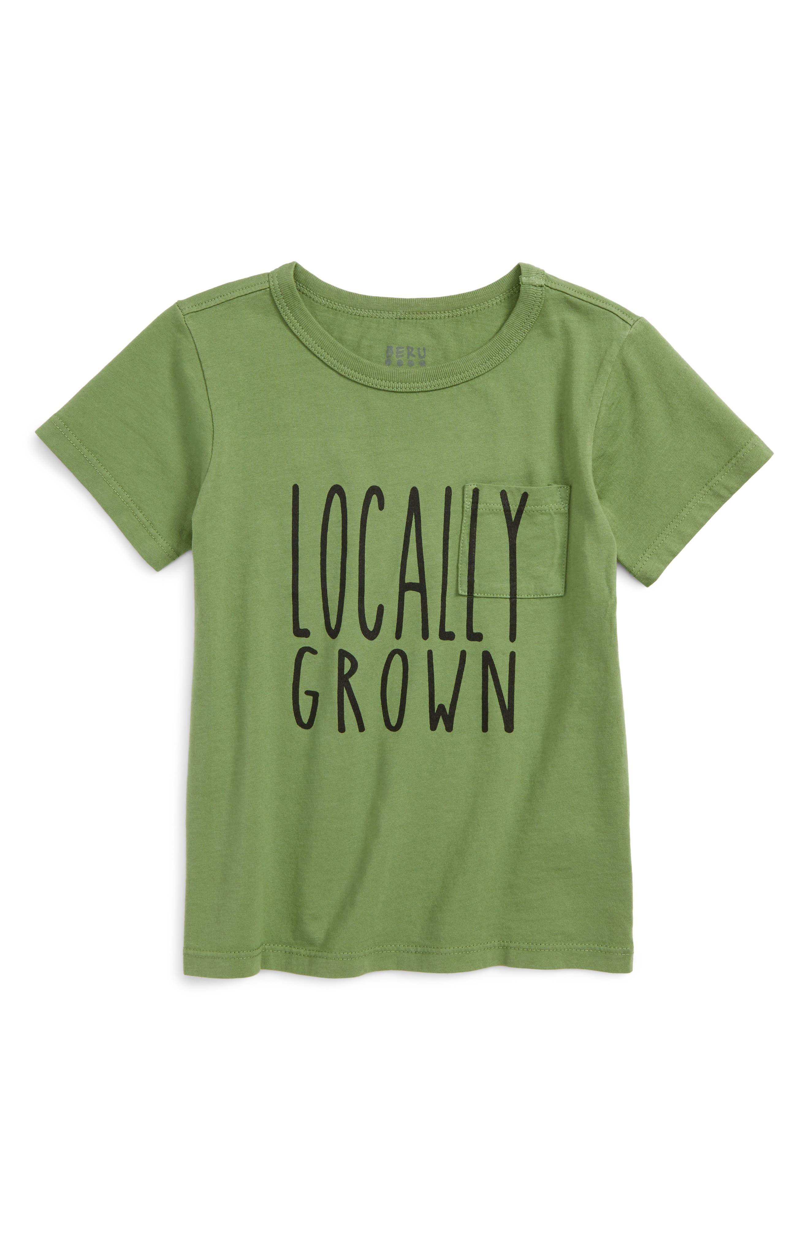 BERU Locally Grown Organic Cotton T-Shirt