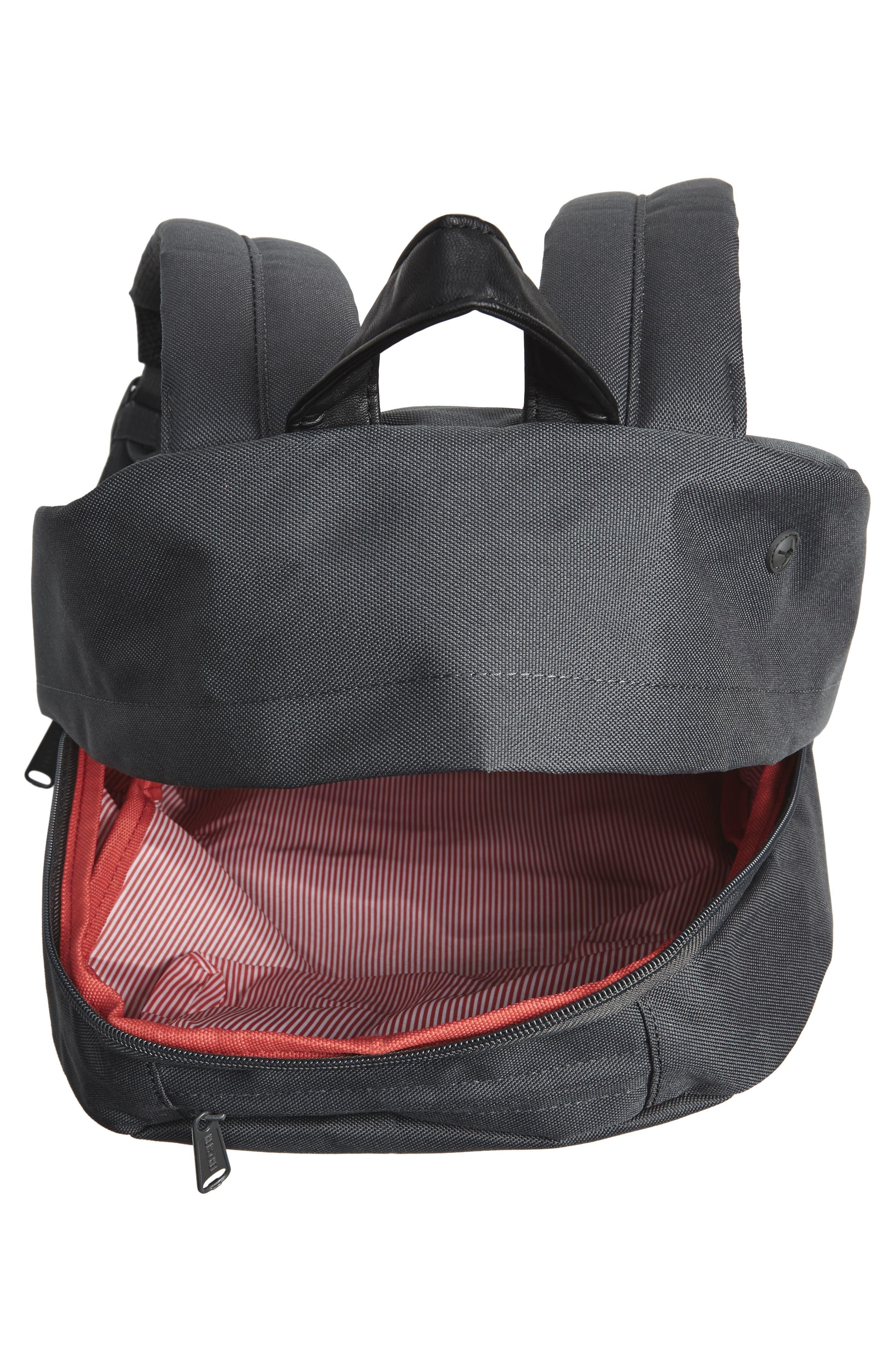 'Pop Quiz' Backpack,                             Alternate thumbnail 4, color,                             Dark Shadow