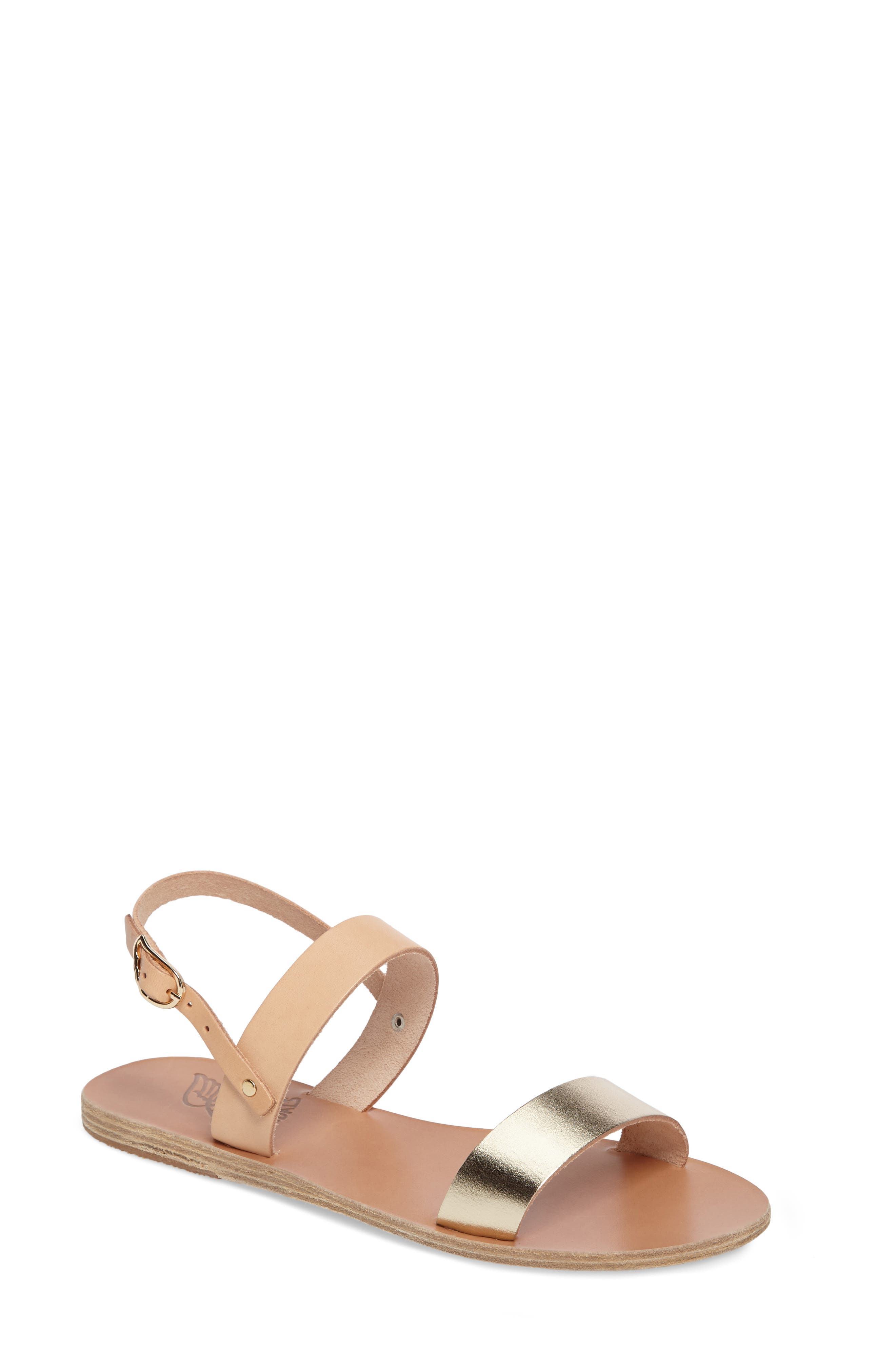 ANCIENT GREEK SANDALS Clio Slingback Sandal