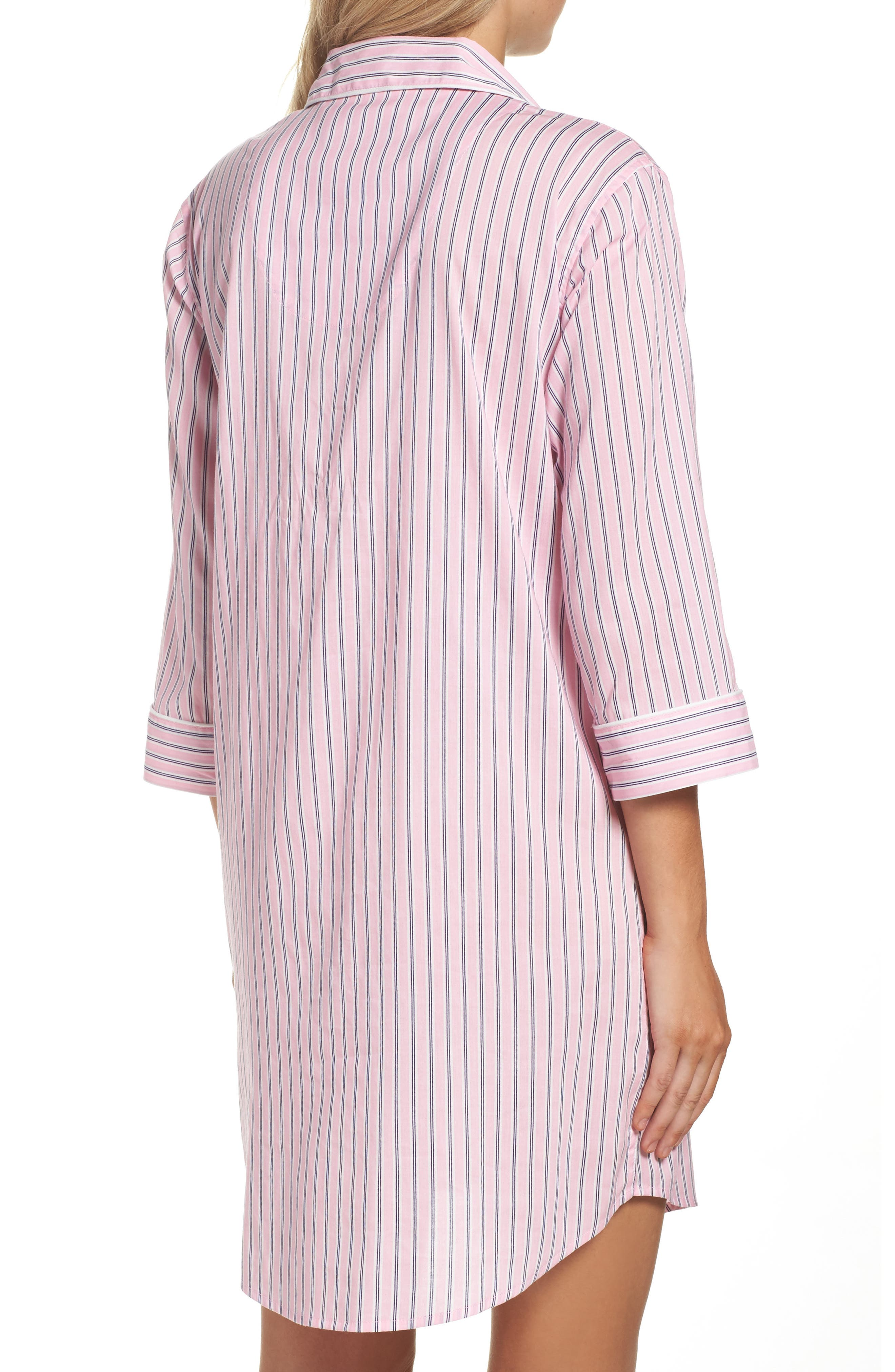Alternate Image 2  - Lauren Ralph Lauren Sleep Shirt