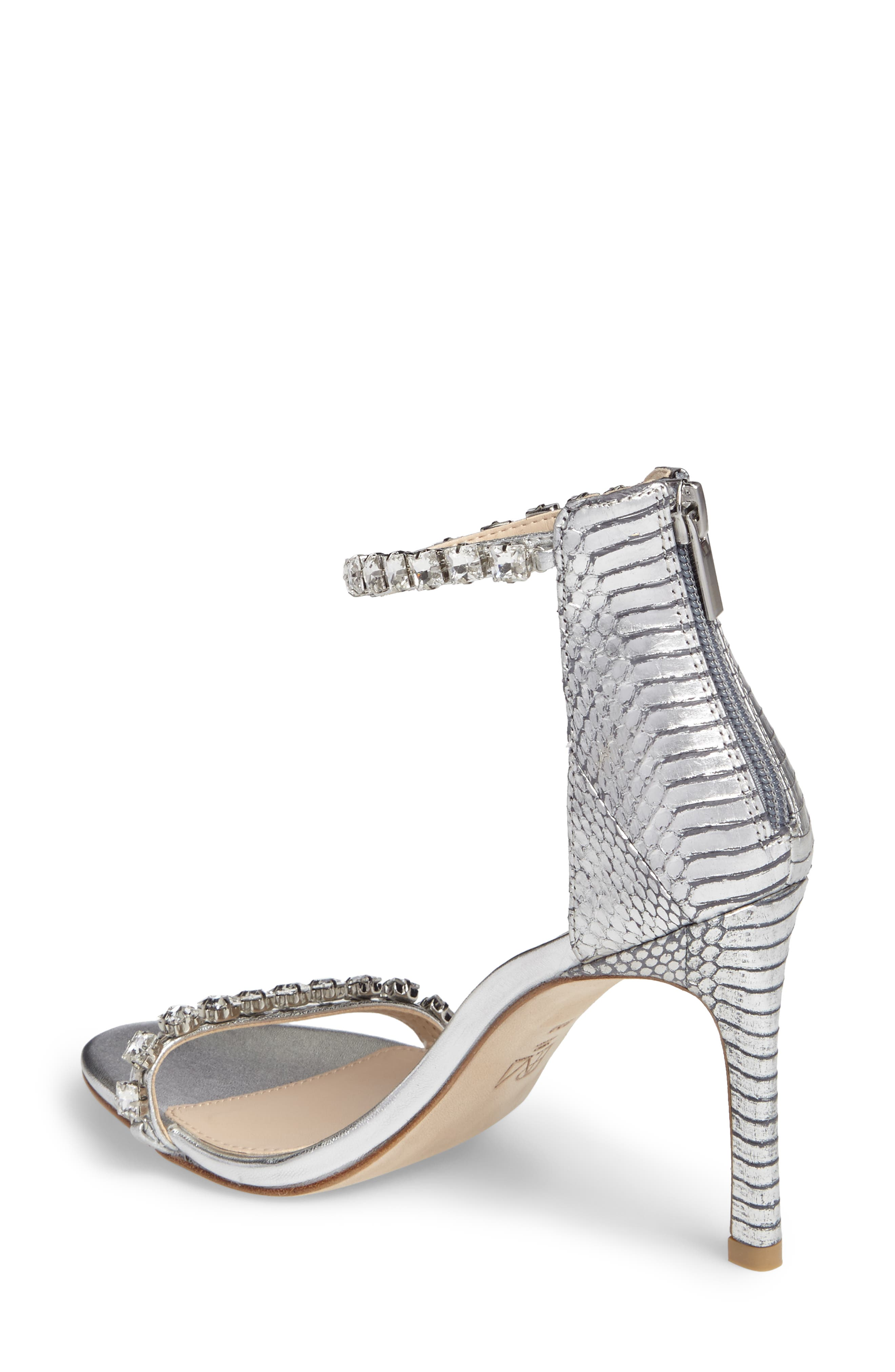 Alternate Image 2  - Pelle Moda Frisk Embellished Sandal (Women)