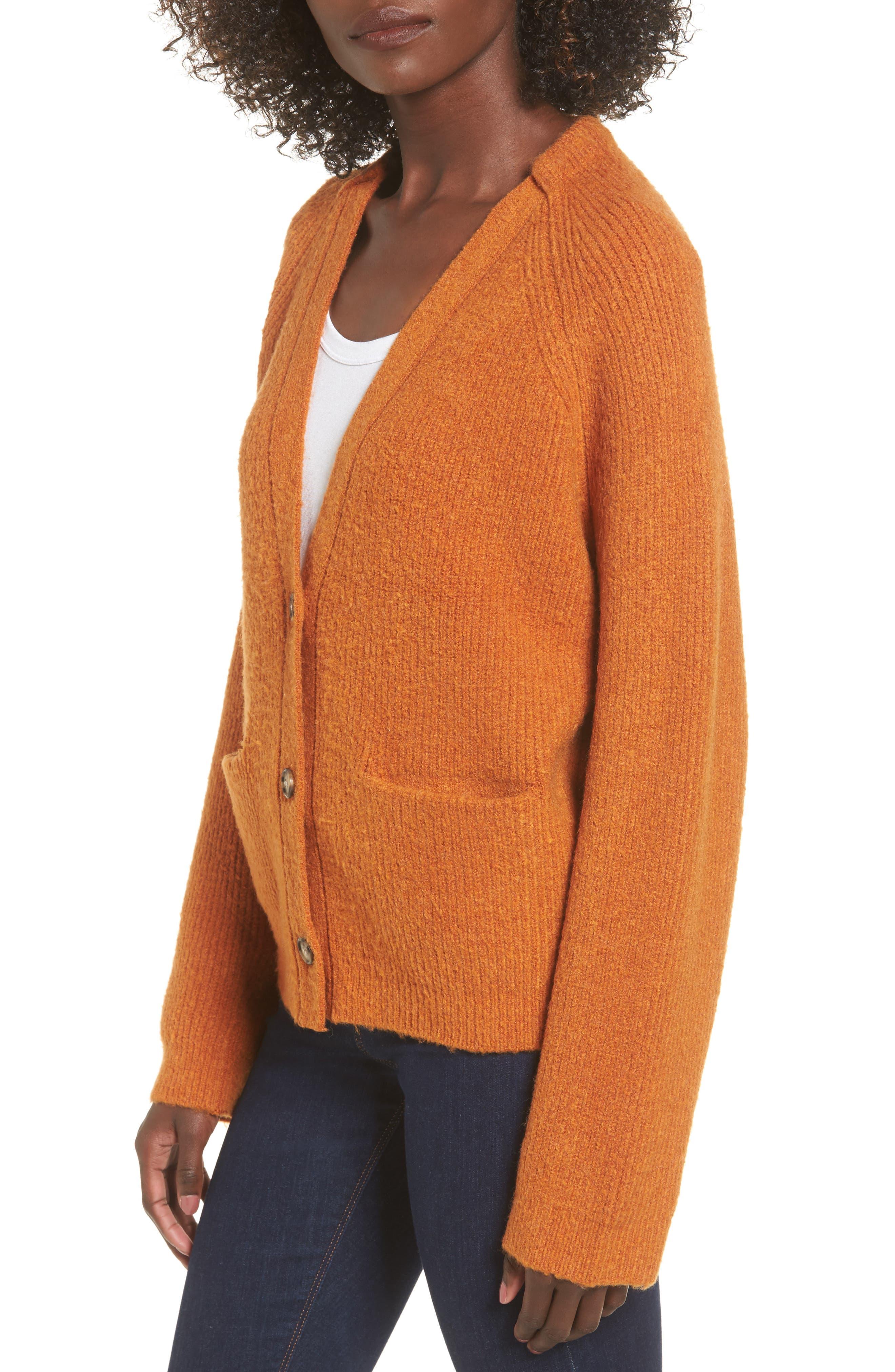Alternate Image 4  - Leith Cardigan Sweater
