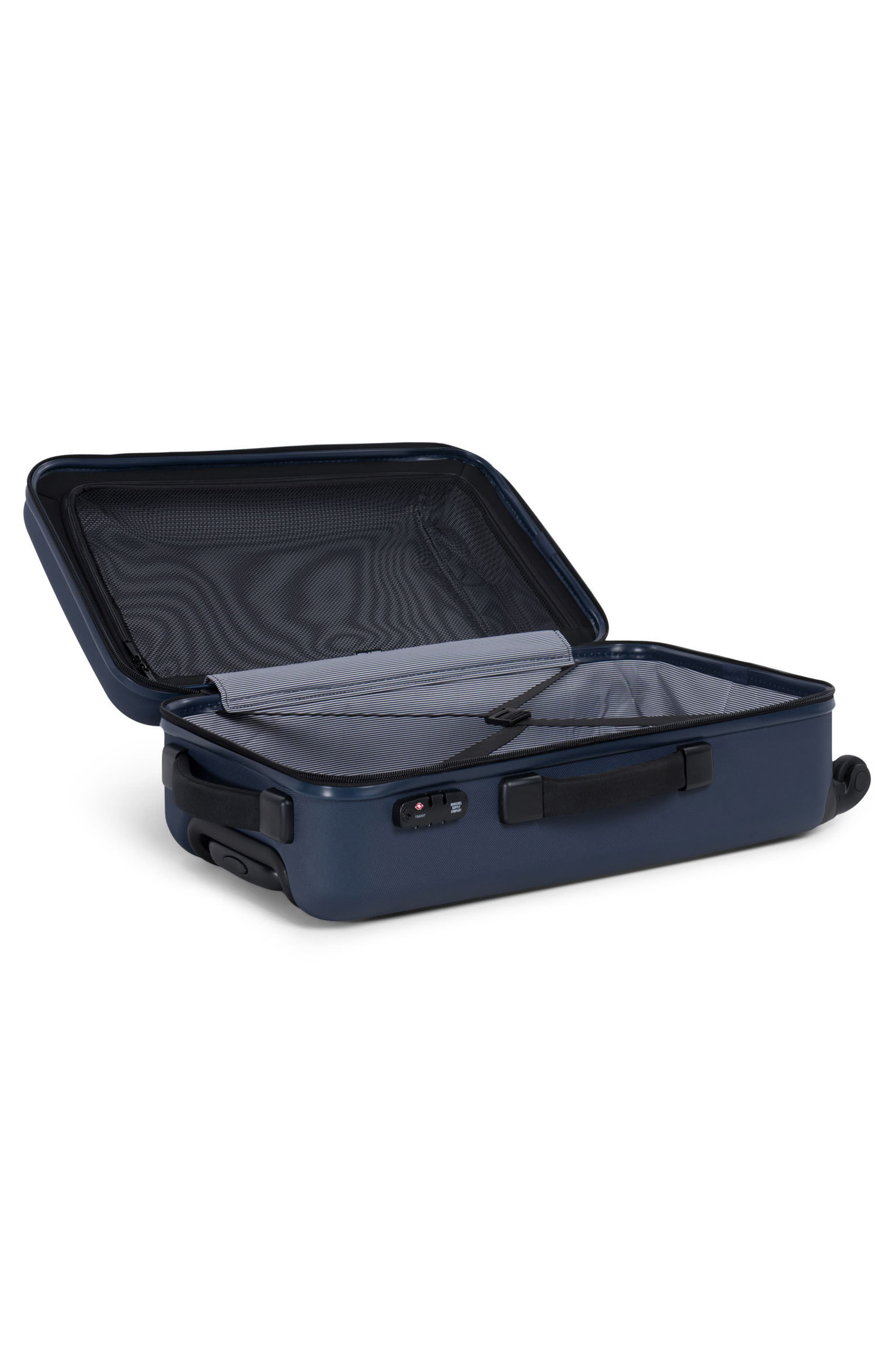 Trade Medium Wheeled Packing Case,                             Alternate thumbnail 2, color,                             Navy