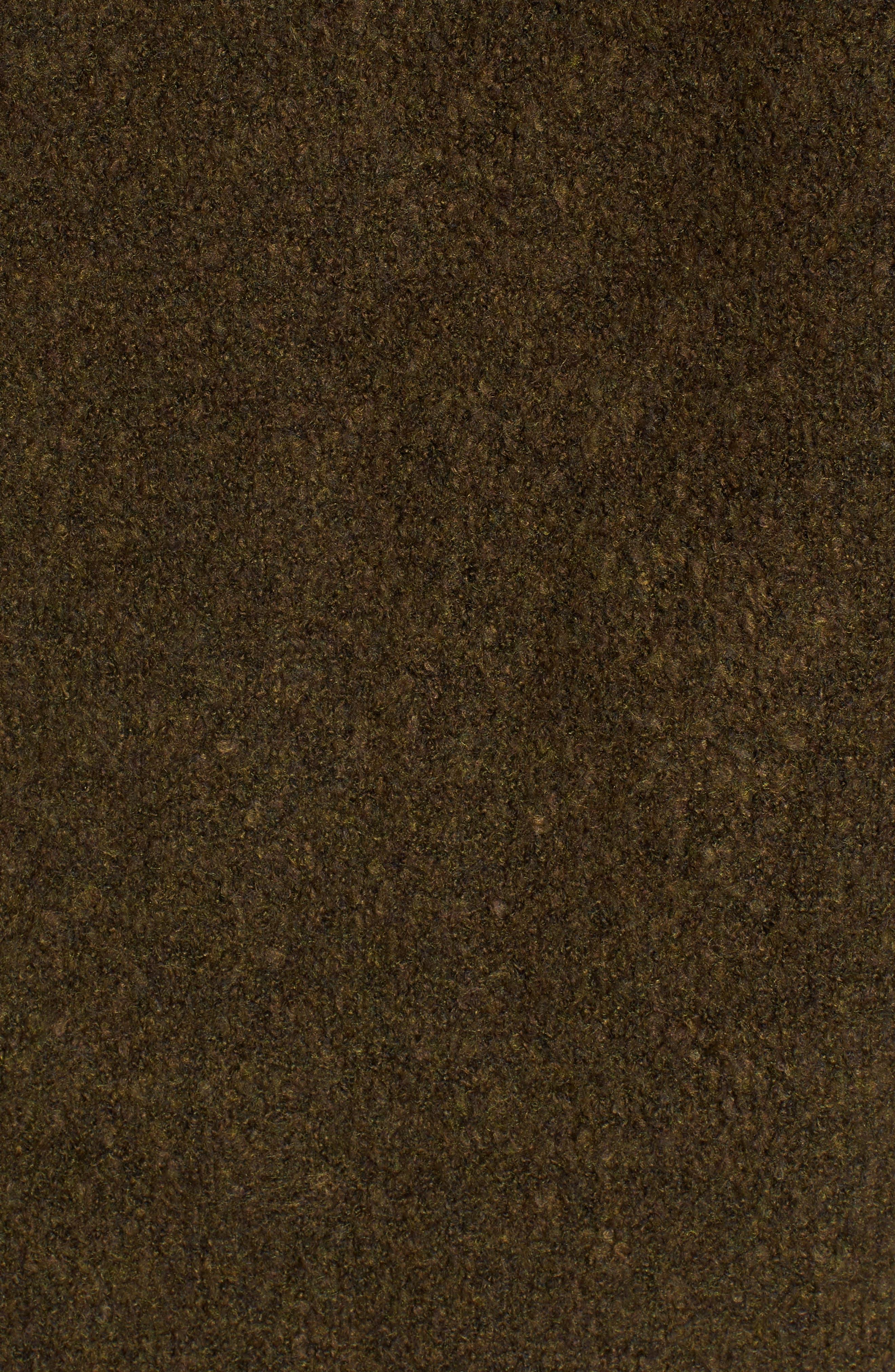 Alternate Image 5  - Hinge Faux Fur Collar Cardigan