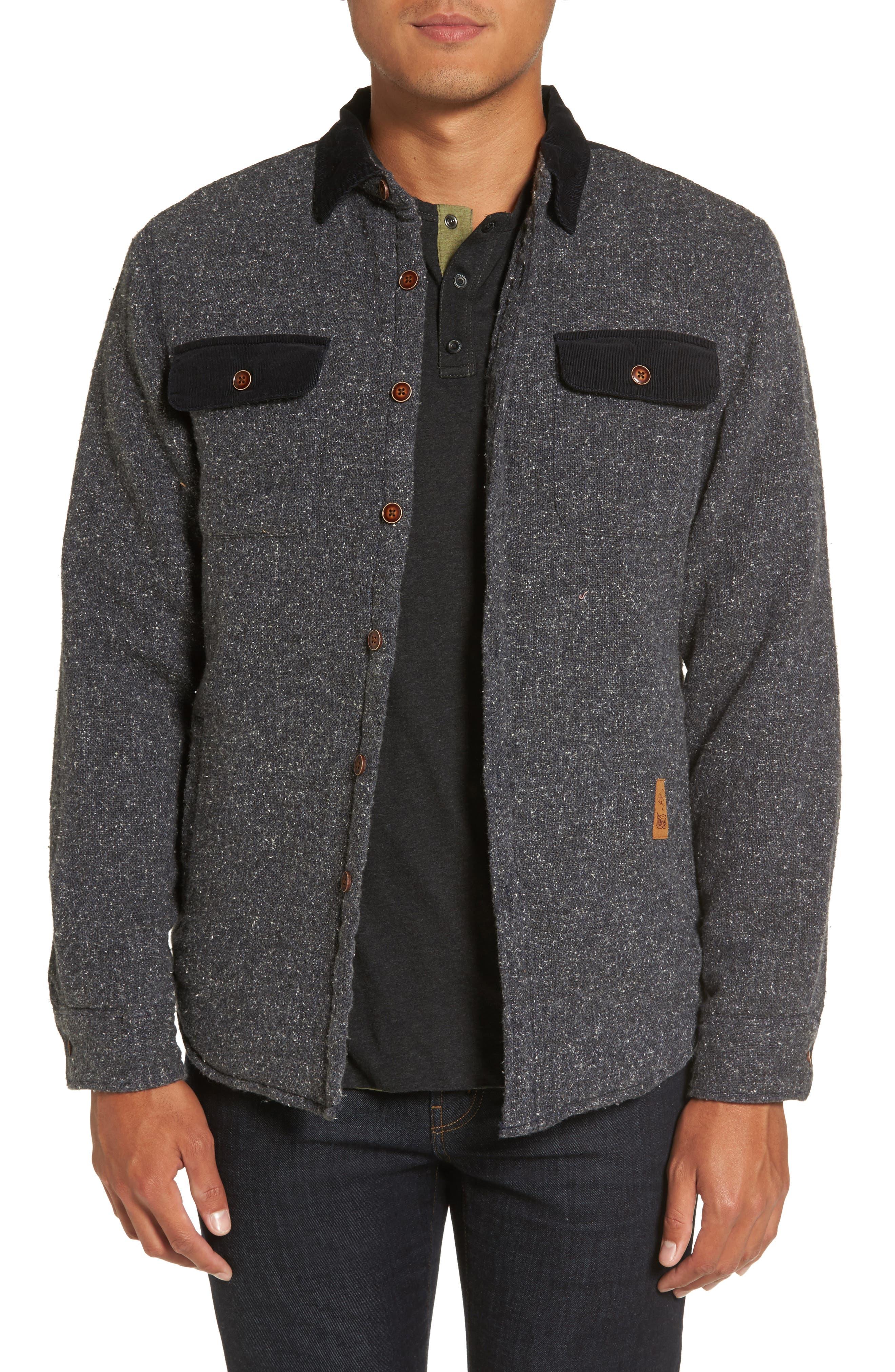 Alternate Image 1 Selected - Nifty Genius CPO Shirt Jacket