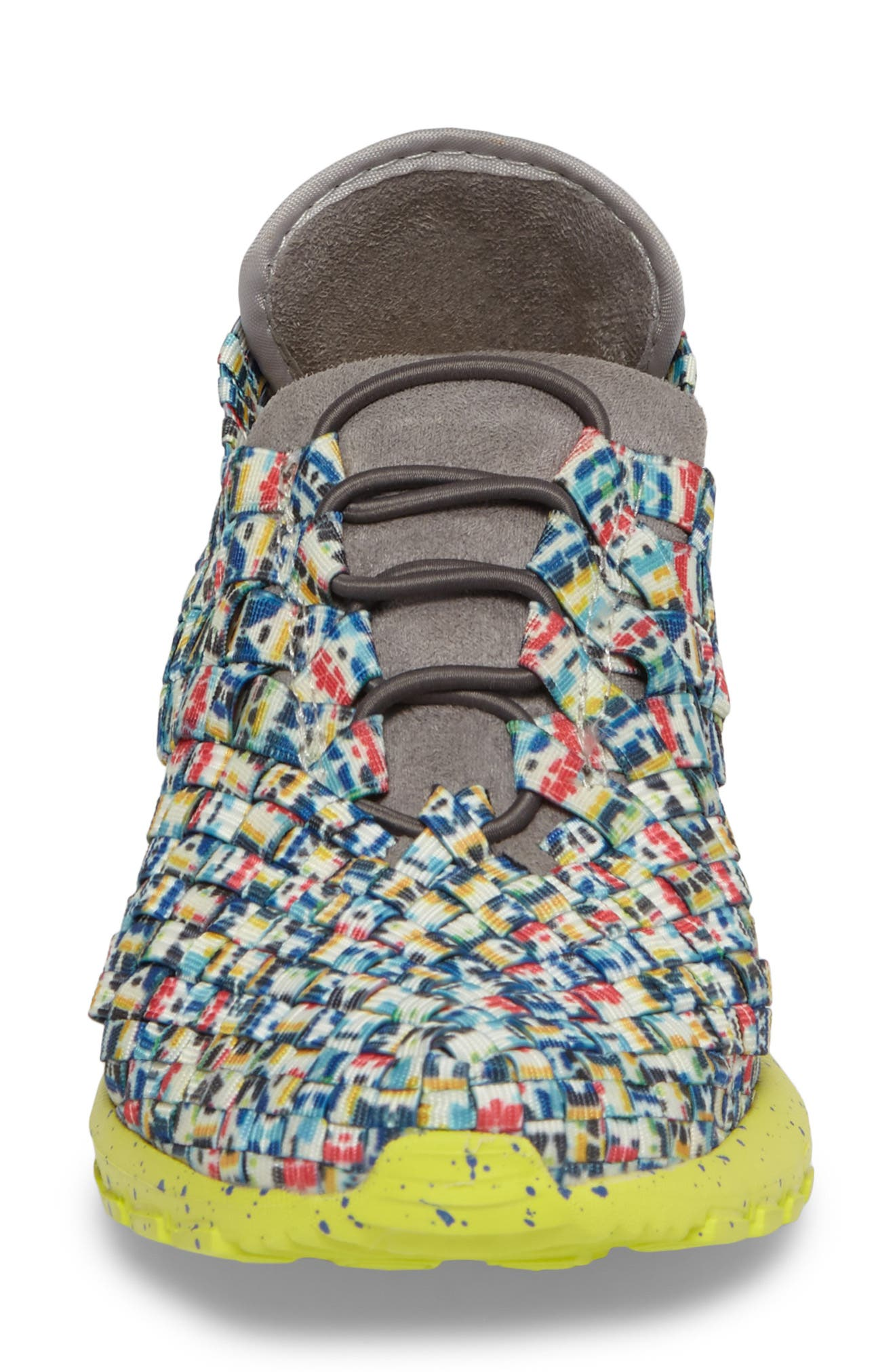 Runners Victoria Sneaker,                             Alternate thumbnail 4, color,                             Pixel Fabric