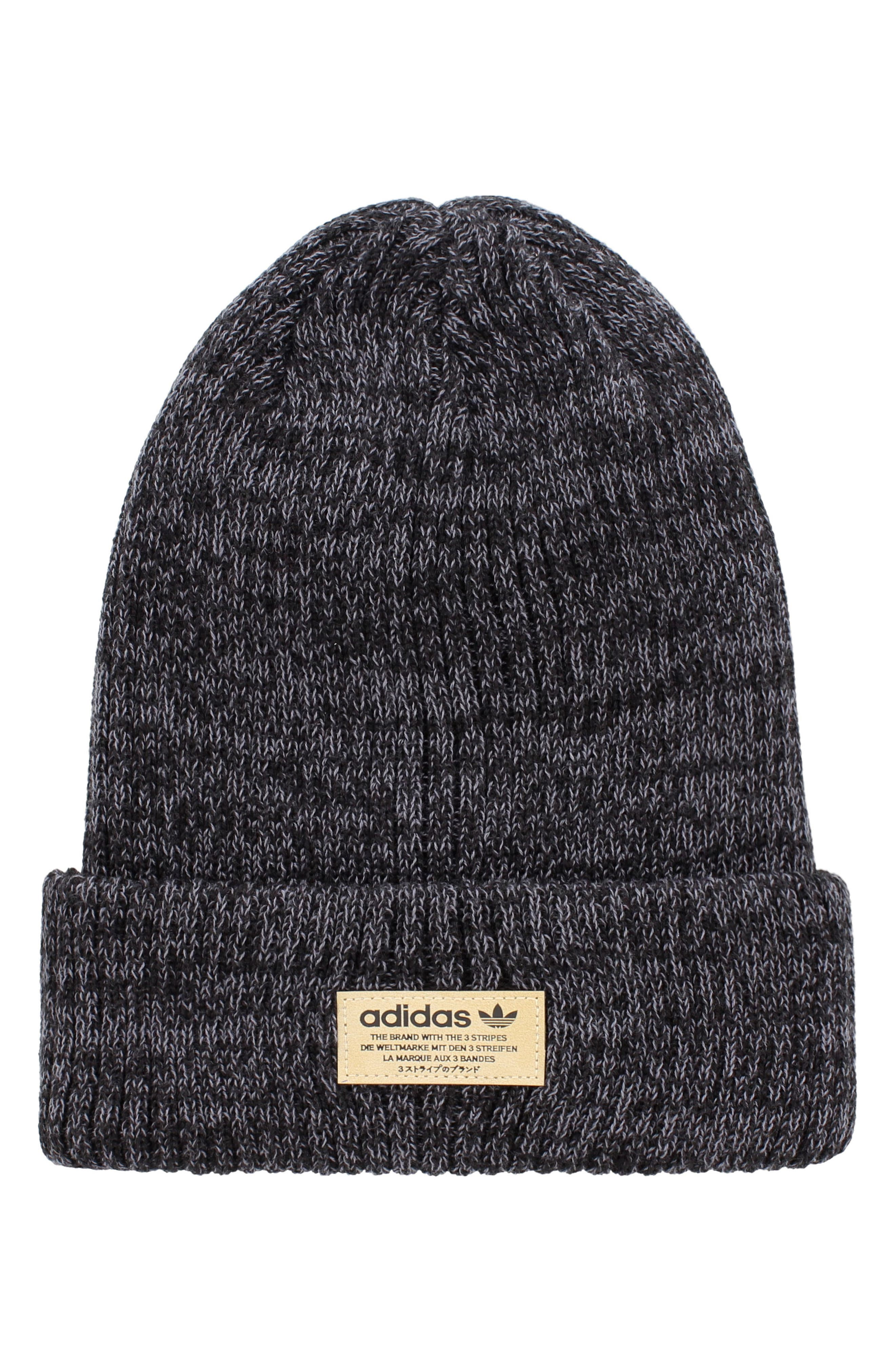 NMD Knit Cap,                         Main,                         color, Black/ Onyx