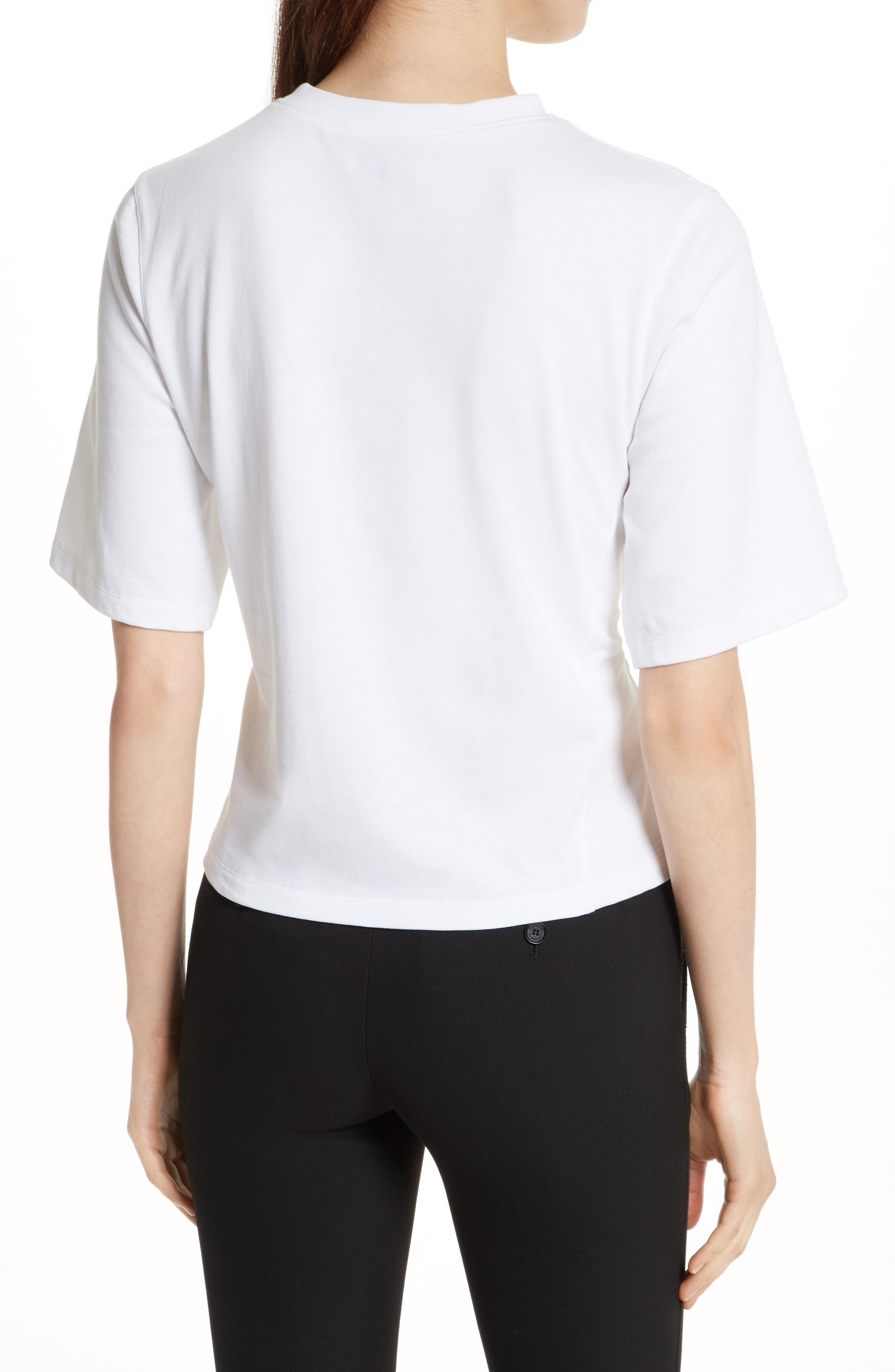 Alternate Image 2  - 3.1 Phillip Lim Pierced Tee