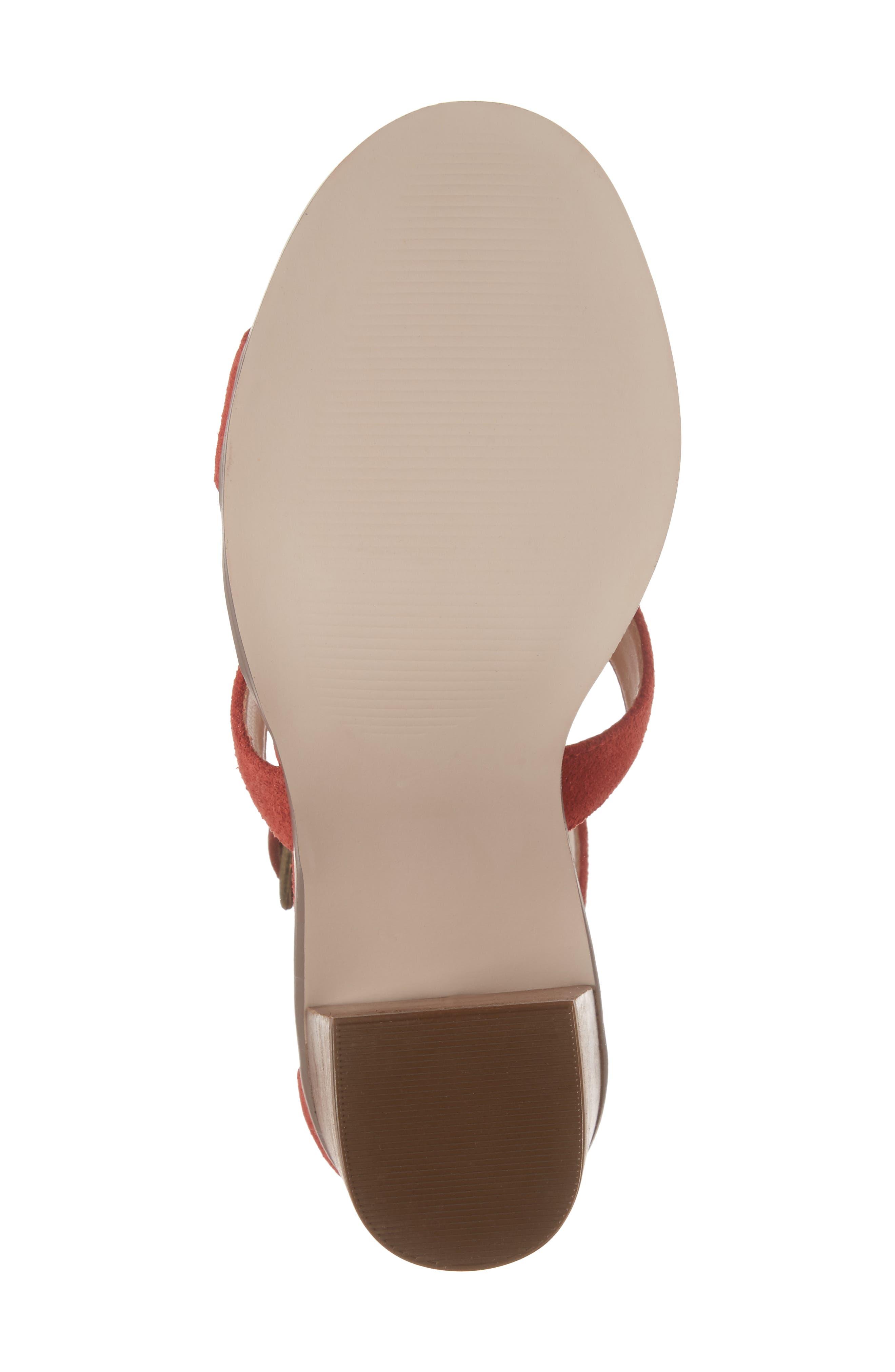Alternate Image 6  - Sole Society 'Delilah' Fringe Sandal (Women)