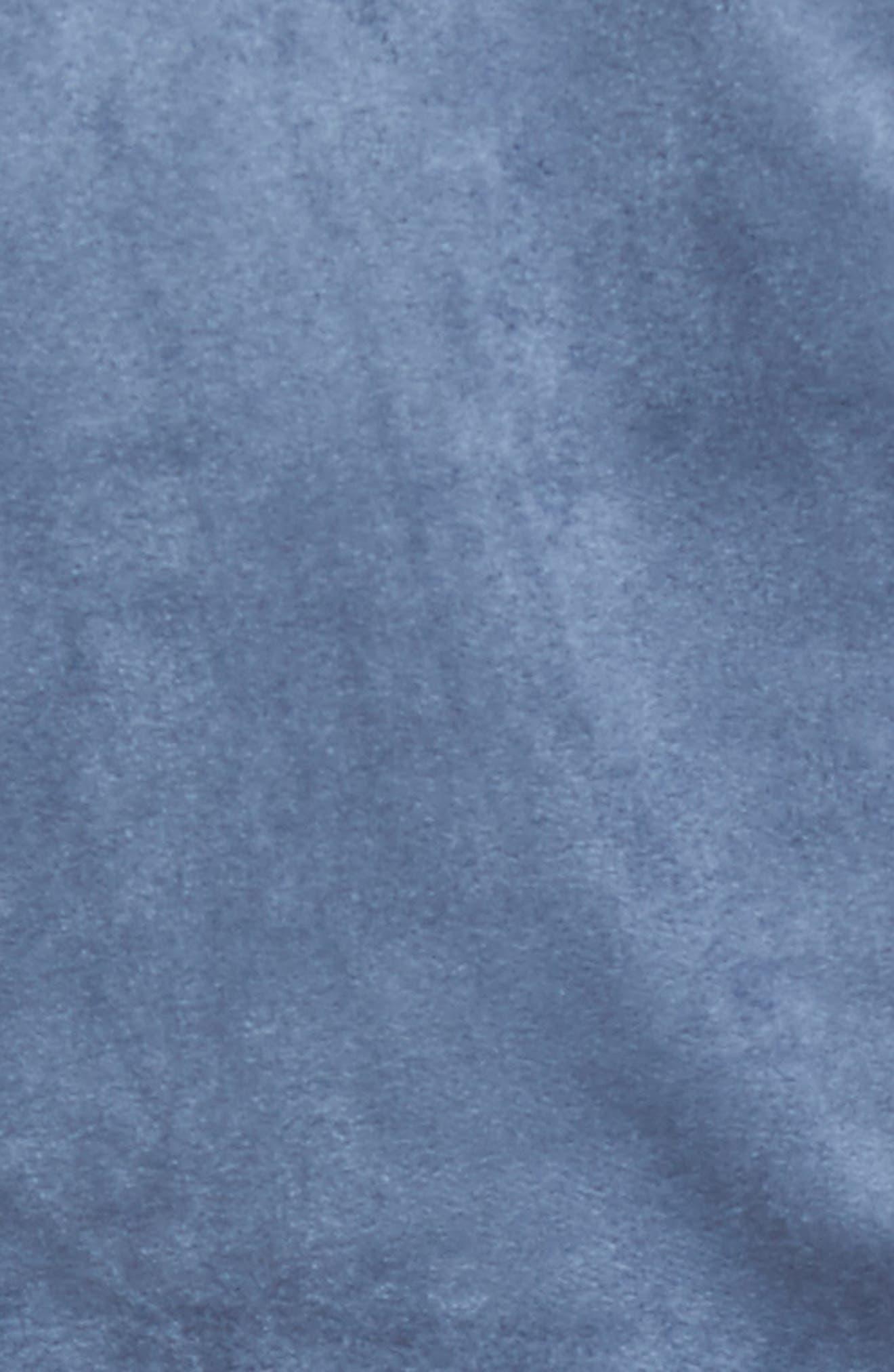 Alternate Image 5  - KUT from the Kloth Tayanita Faux Suede Jacket